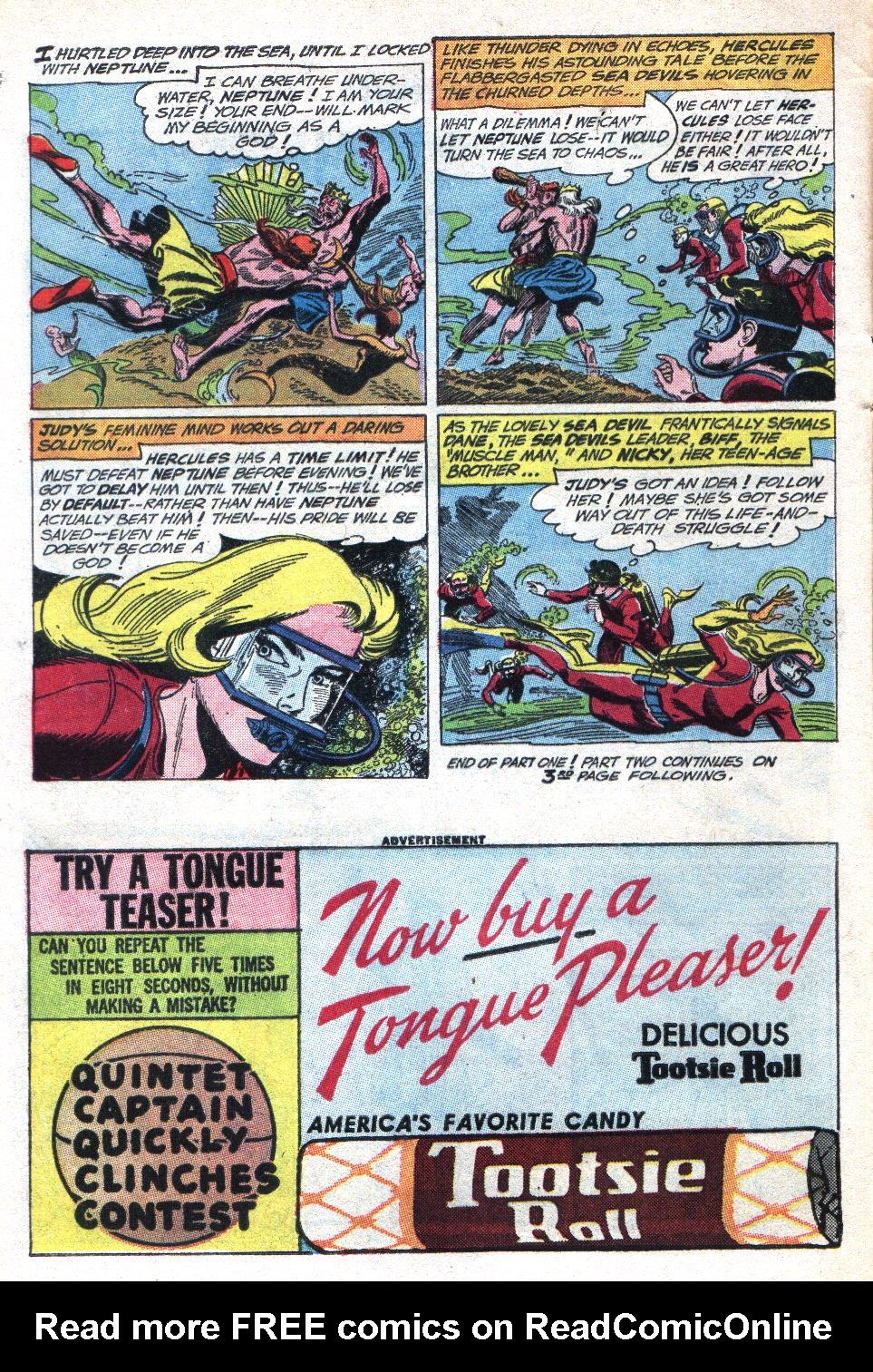 Read online Sea Devils comic -  Issue #14 - 8