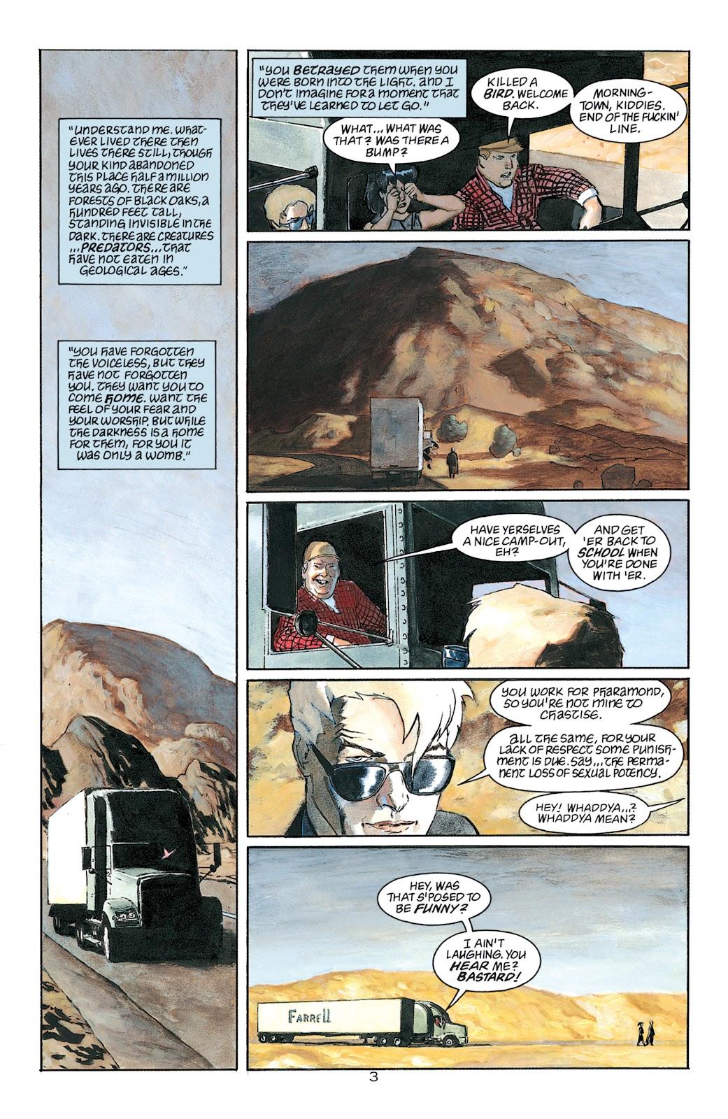 Sandman Presents: Lucifer Issue #3 #3 - English 4