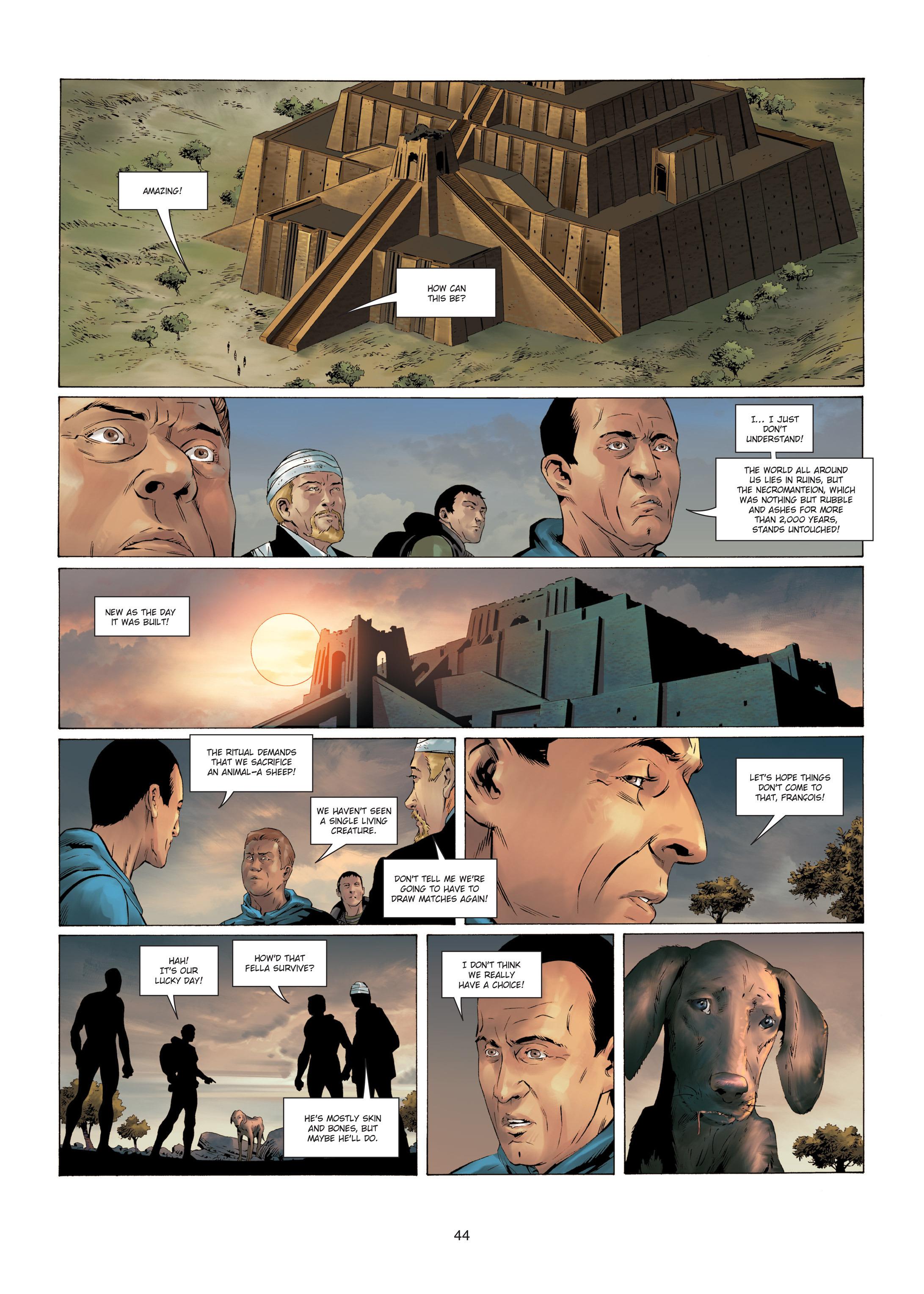 Promethee #8 #12 - English 43