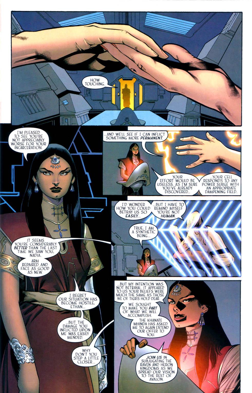 Read online Scion comic -  Issue #33 - 9