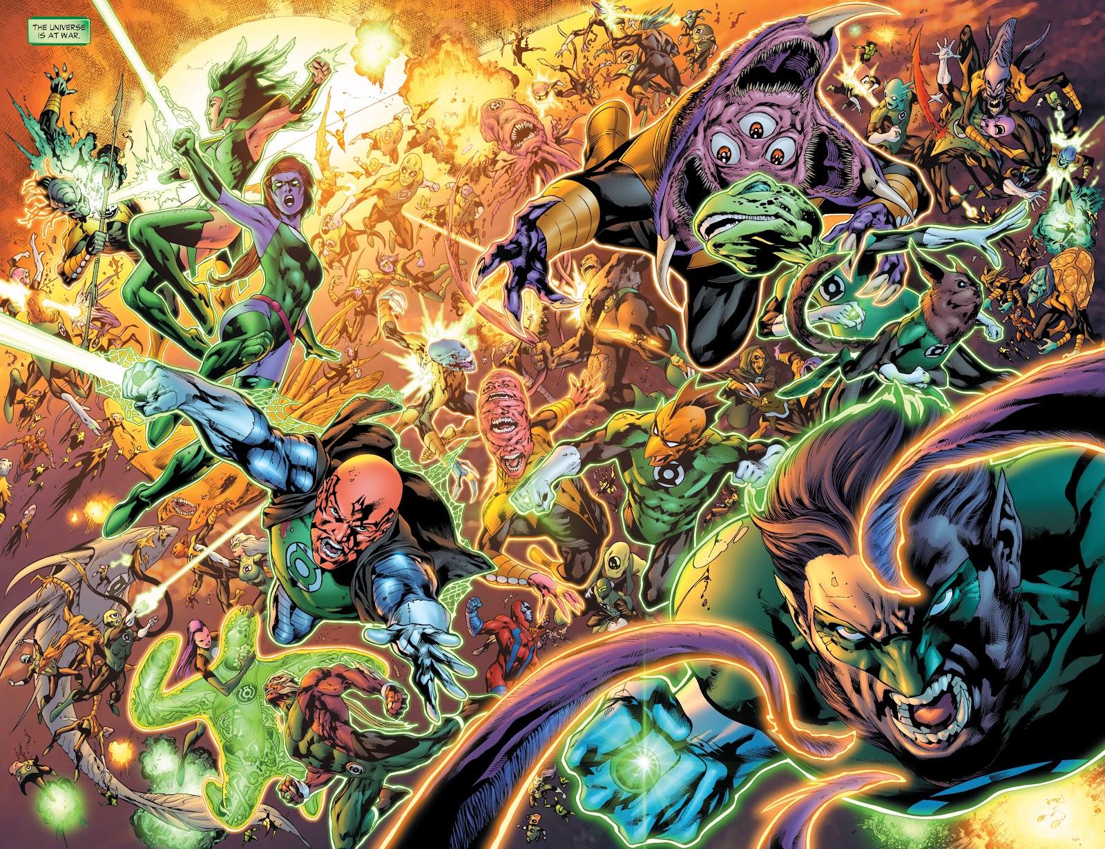 Green Lantern: The Sinestro Corps War Full #1 - English 247