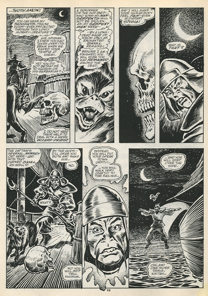 The Savage Sword Of Conan Issue #192 #193 - English 12