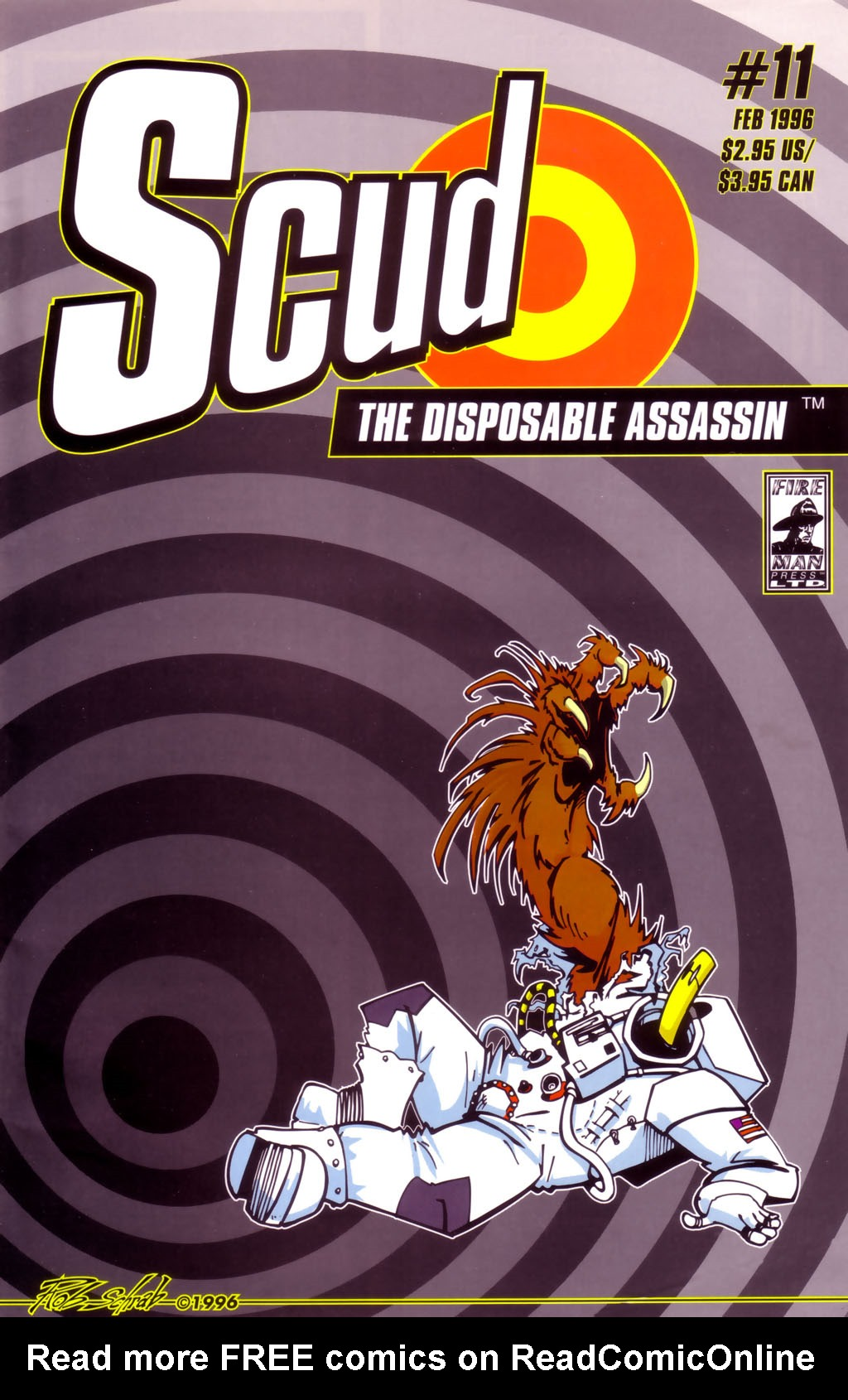 Read online Scud: The Disposable Assassin (1994) comic -  Issue #11 - 2