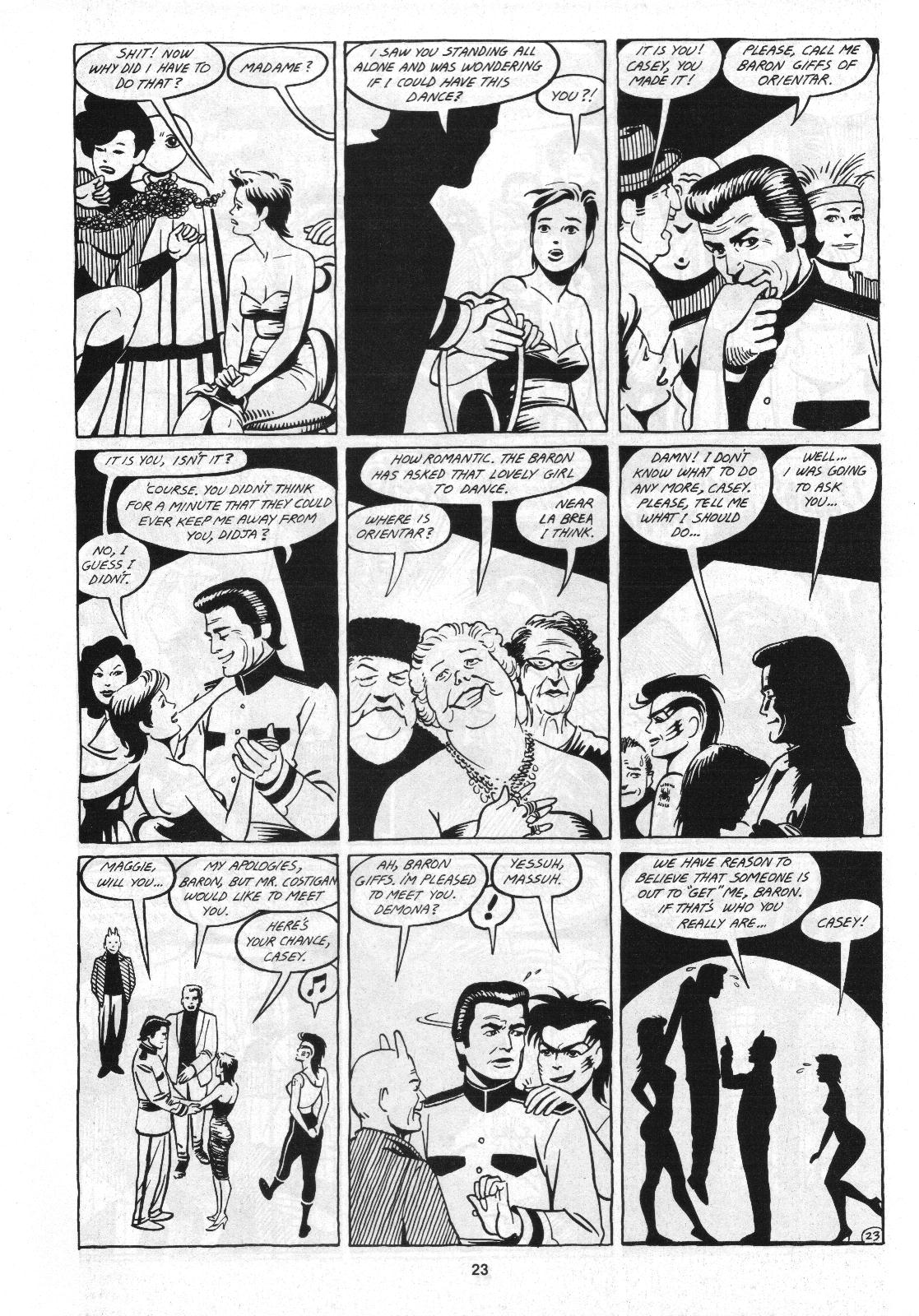 Love and Rockets (1982) Issue #4 #3 - English 25