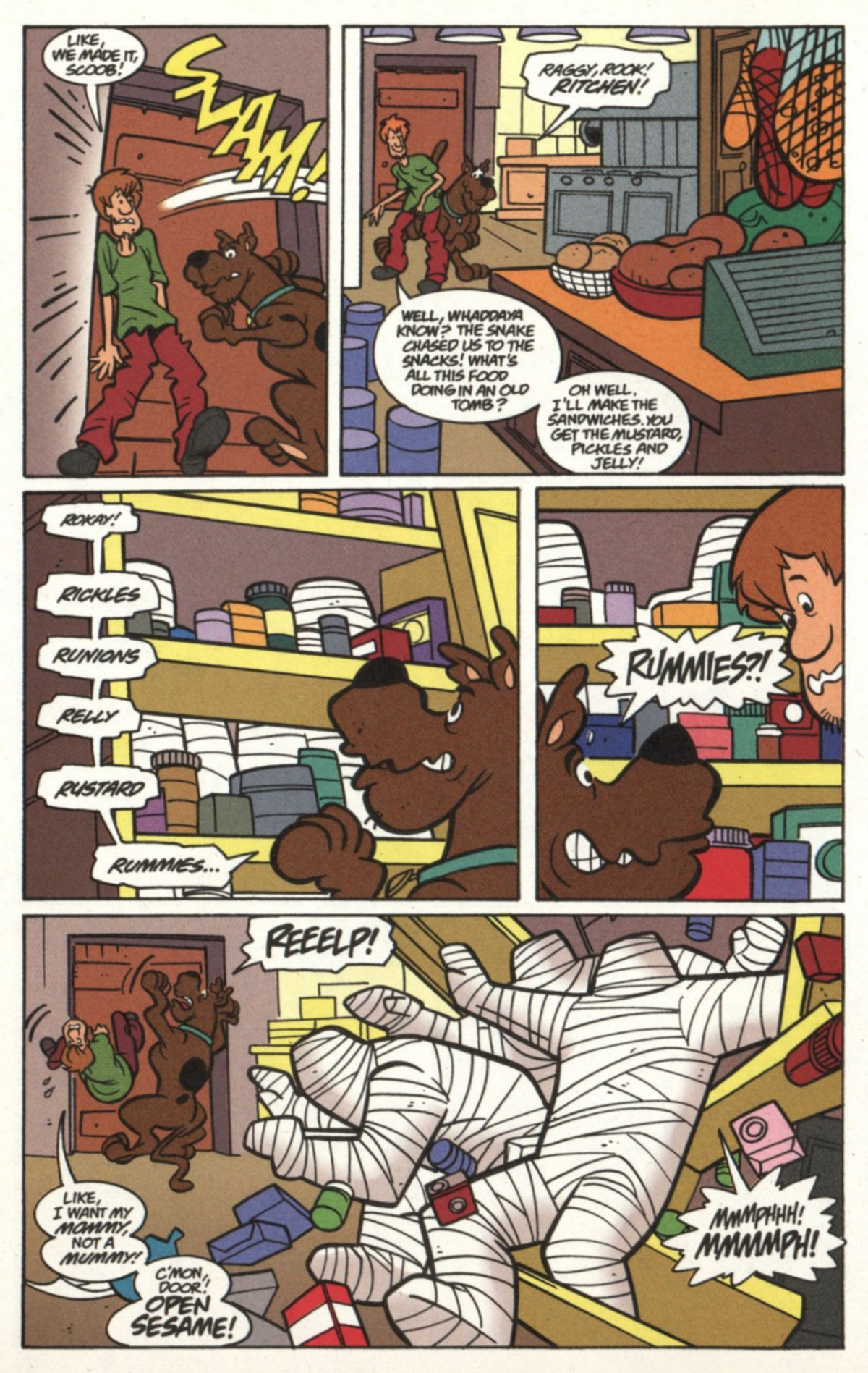 Read online Scooby-Doo (1997) comic -  Issue #19 - 9