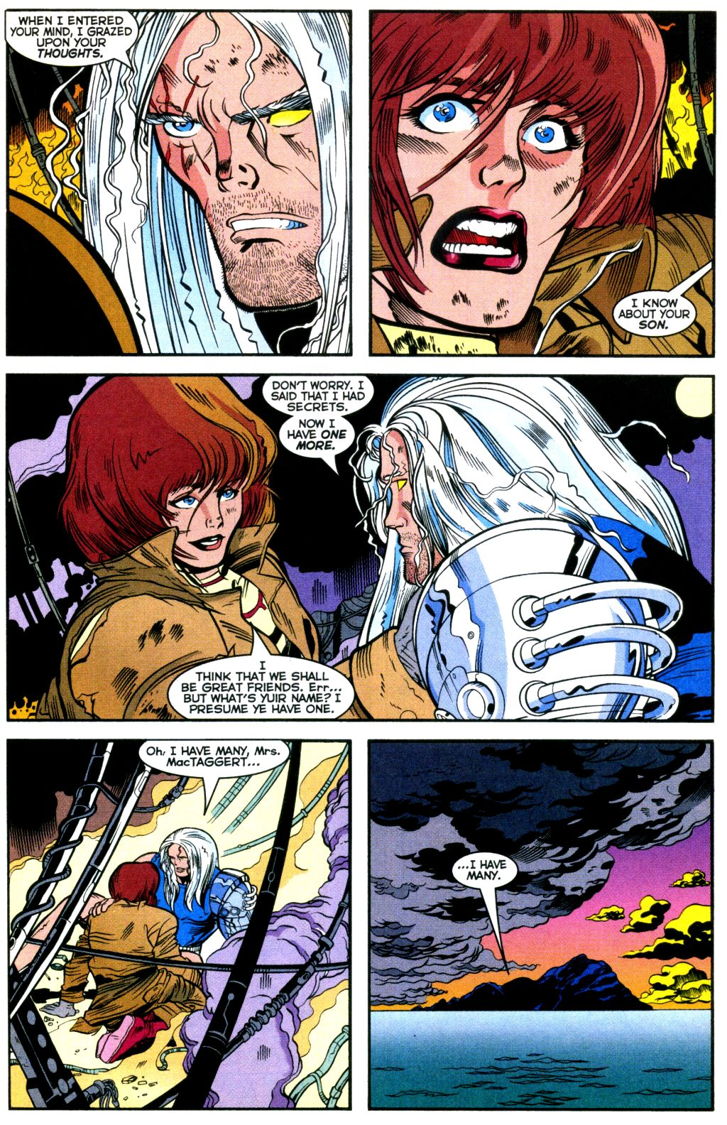 Cable (1993) #-1 #109 - English 22