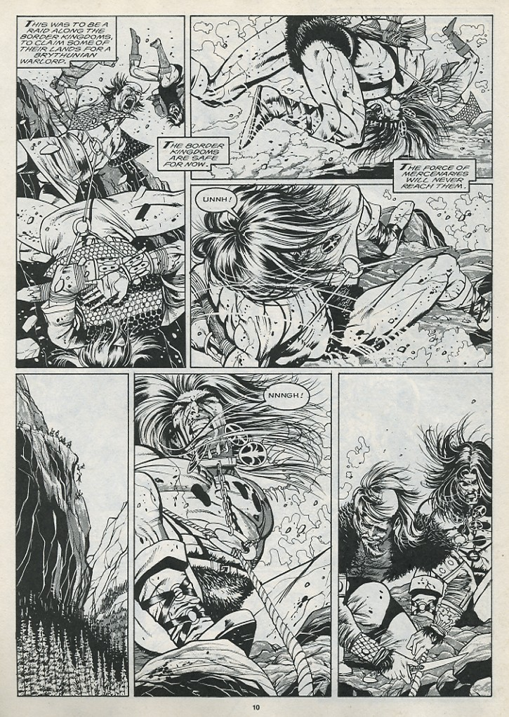 The Savage Sword Of Conan Issue #176 #177 - English 12