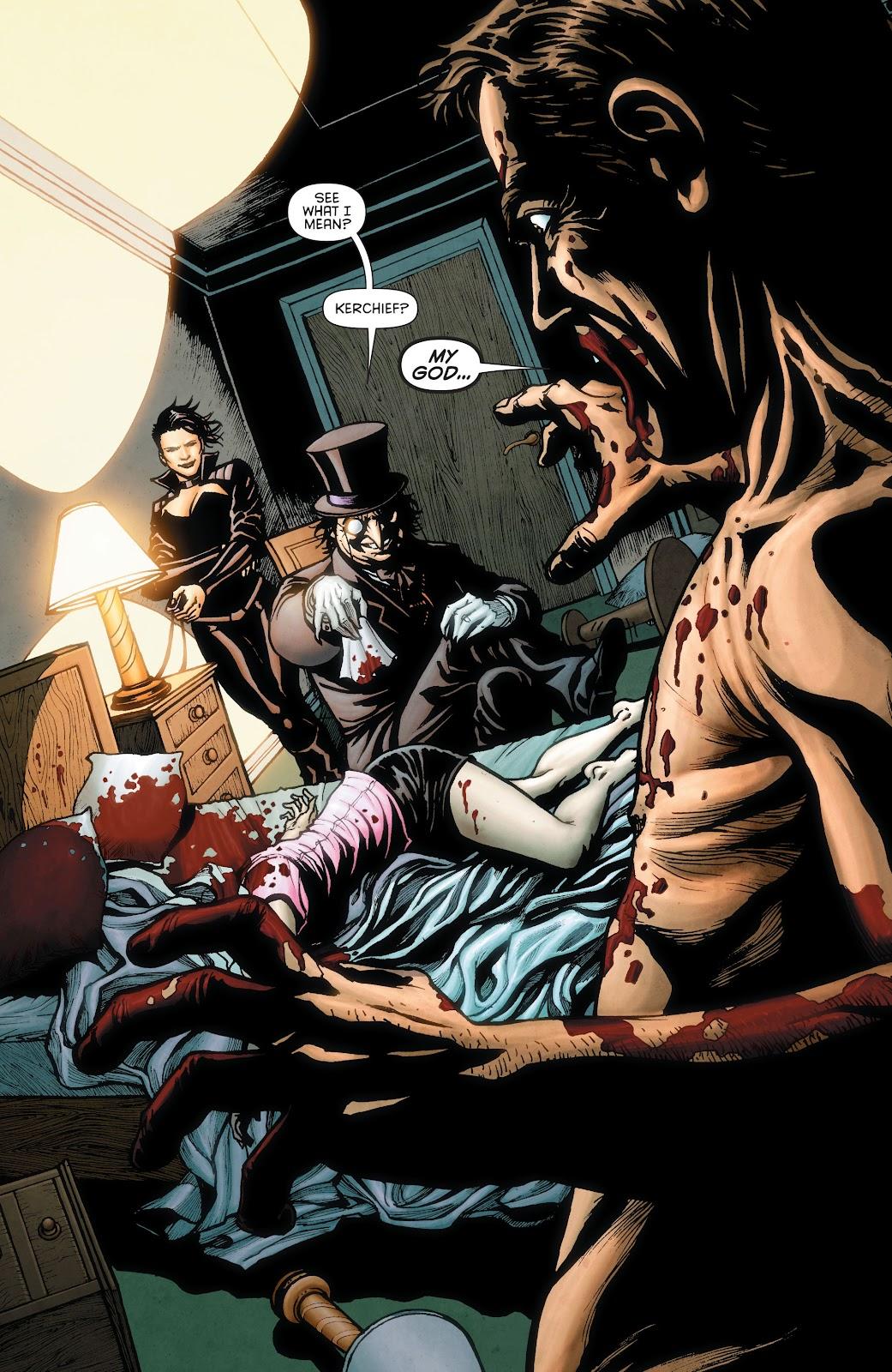 Batman (2011) Issue #23.3 #41 - English 15