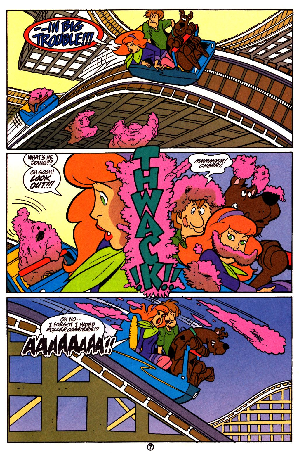 Read online Scooby-Doo (1997) comic -  Issue #22 - 8