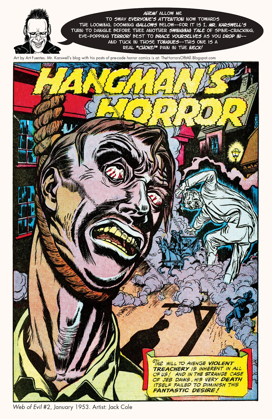 Haunted Horror Issue #3 #3 - English 3