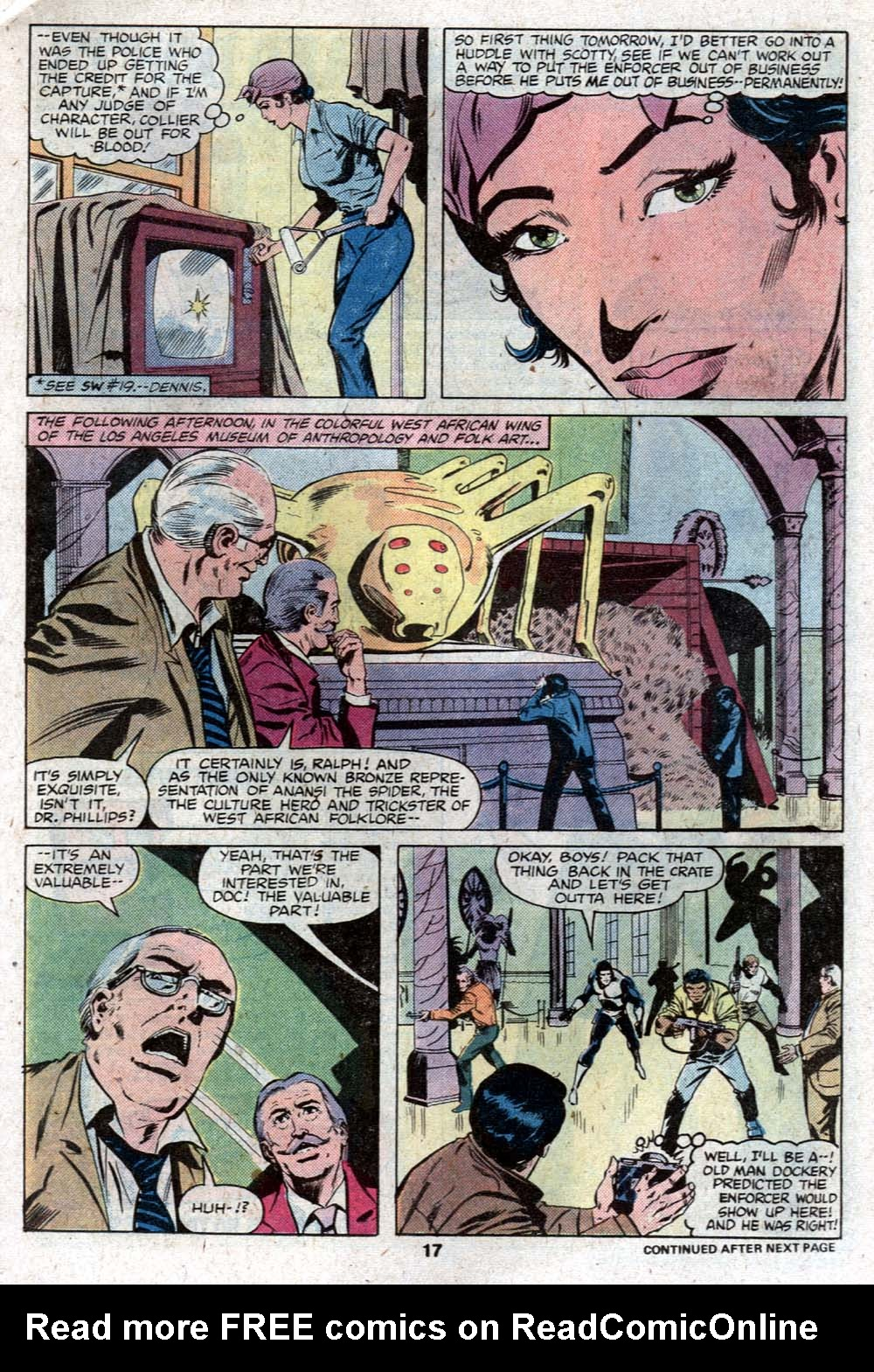 Spider-Woman (1978) Issue #27 #27 - English 12