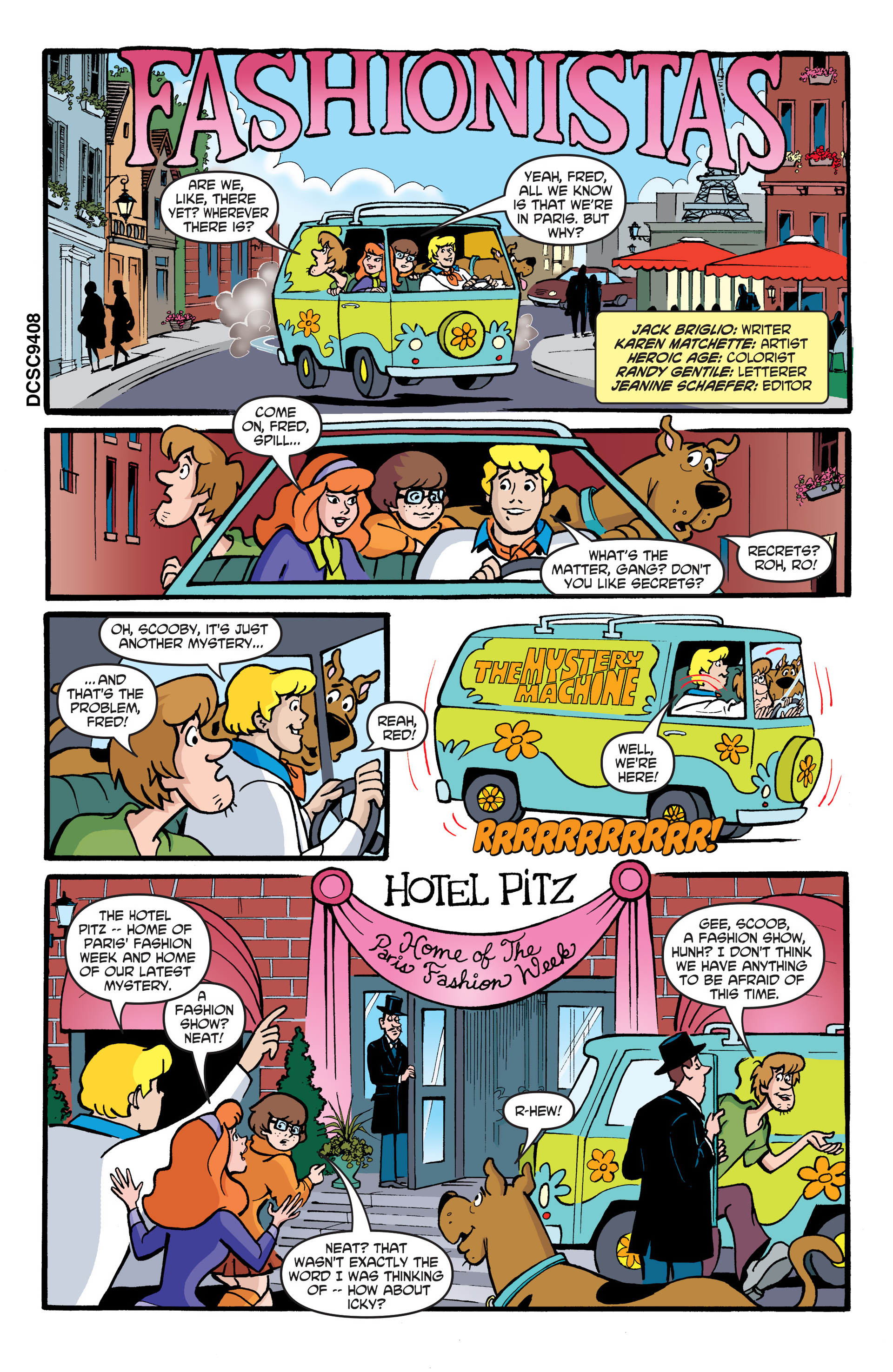 Read online Scooby-Doo: Where Are You? comic -  Issue #51 - 12