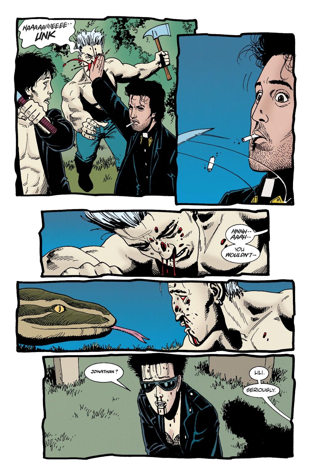 Preacher Issue #33 #42 - English 11