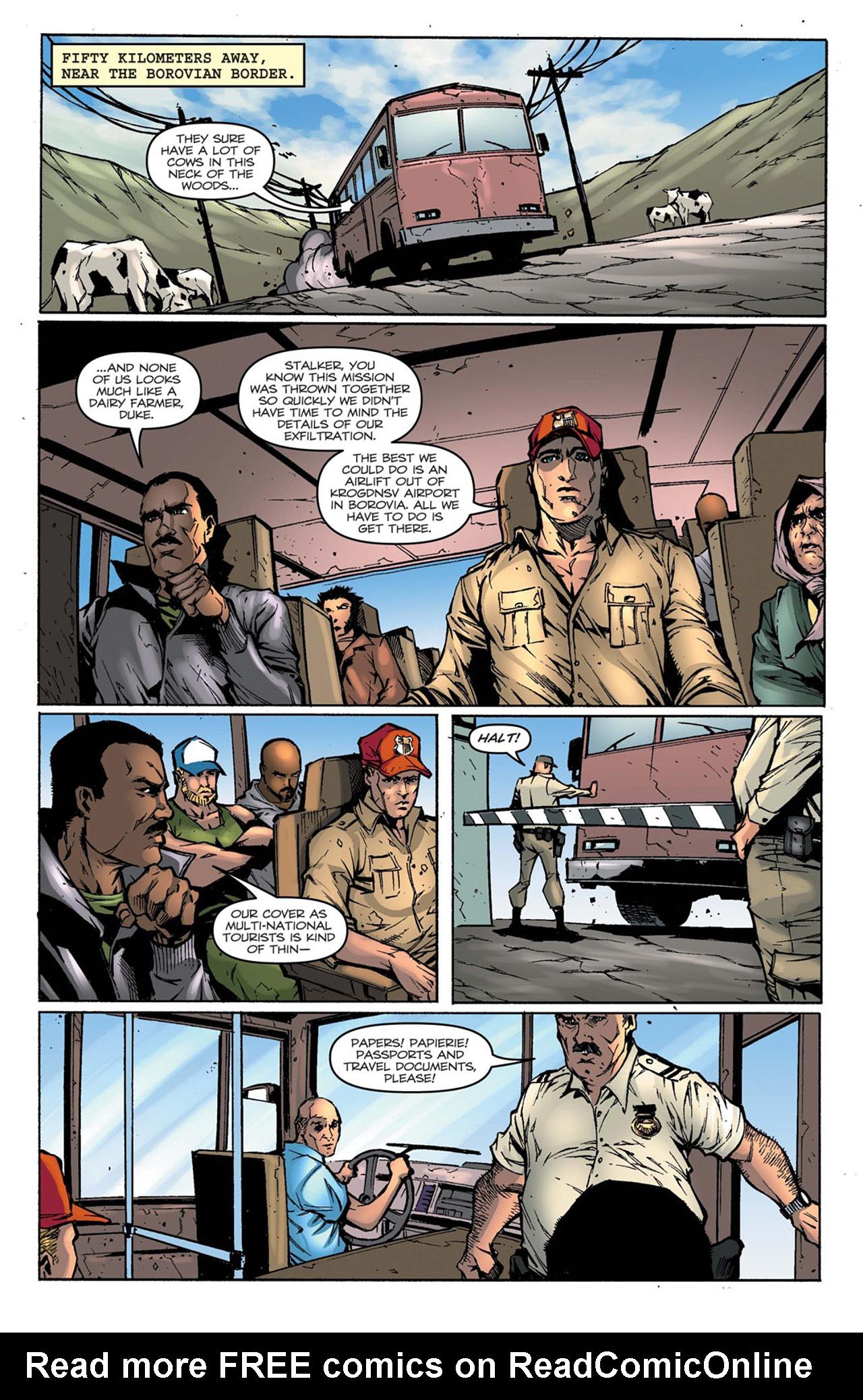 G.I. Joe: A Real American Hero 160 Page 11