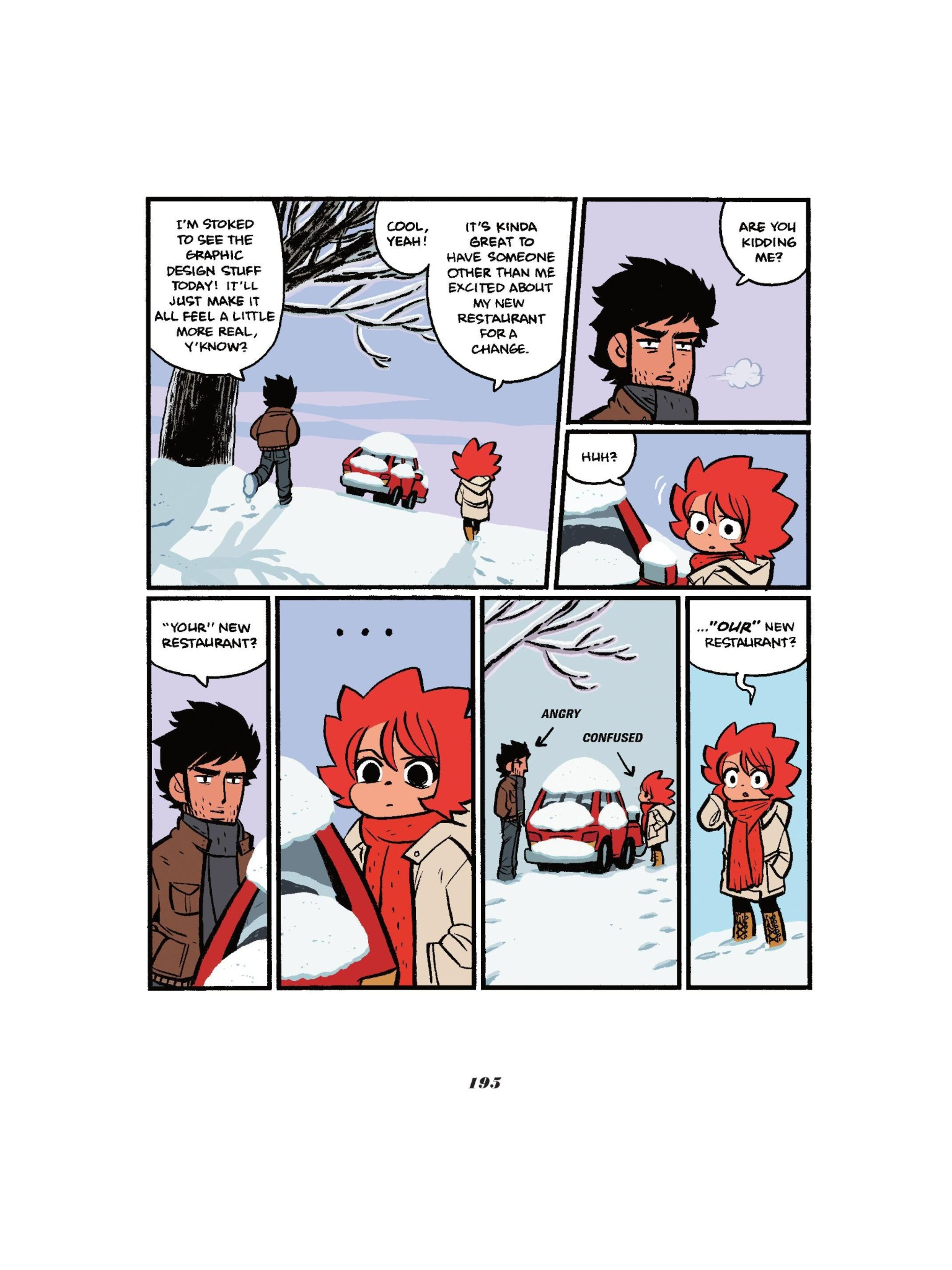 Read online Seconds comic -  Issue # Full - 196