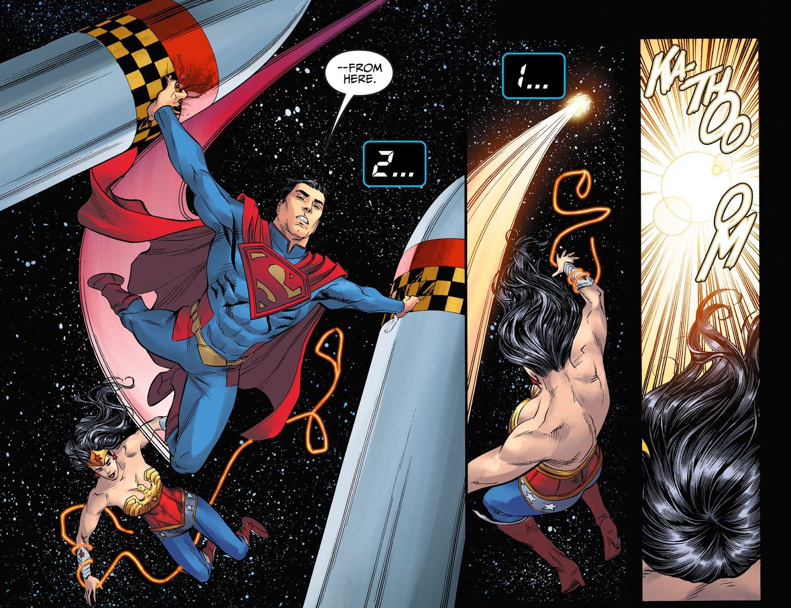 Injustice: Gods Among Us Year Four Issue #23 #24 - English 19