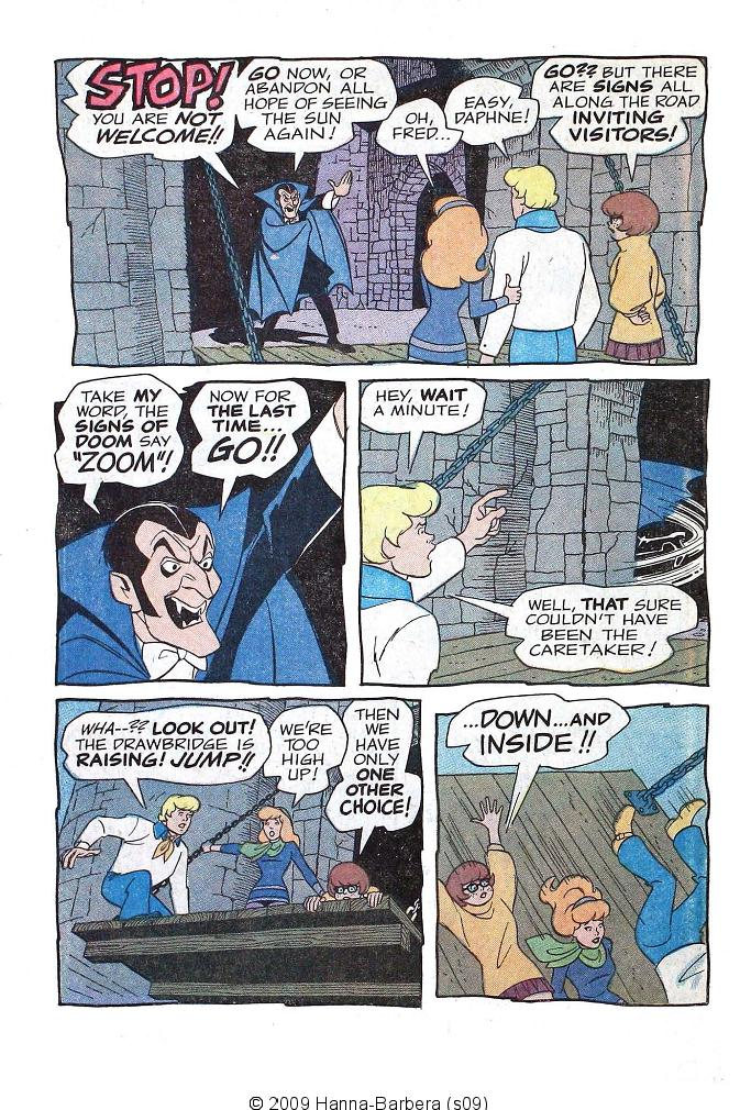 Read online Scooby-Doo... Where Are You! (1970) comic -  Issue #10 - 6