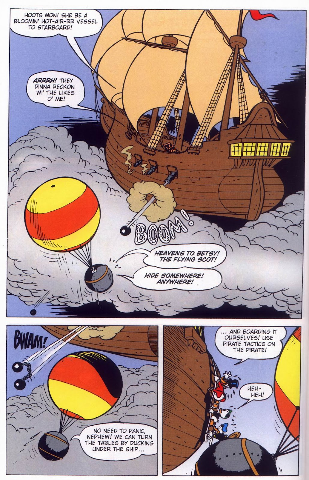 Uncle Scrooge (1953) Issue #316 #316 - English 16