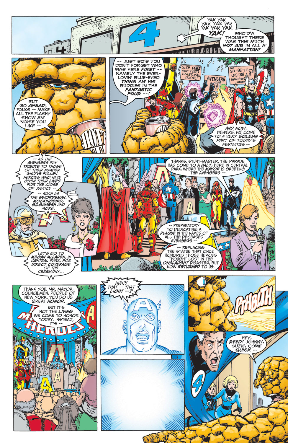 Read online Avengers (1998) comic -  Issue #10 - 15