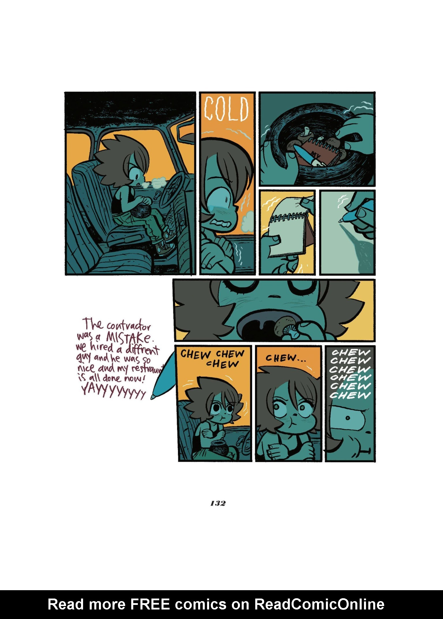 Read online Seconds comic -  Issue # Full - 133