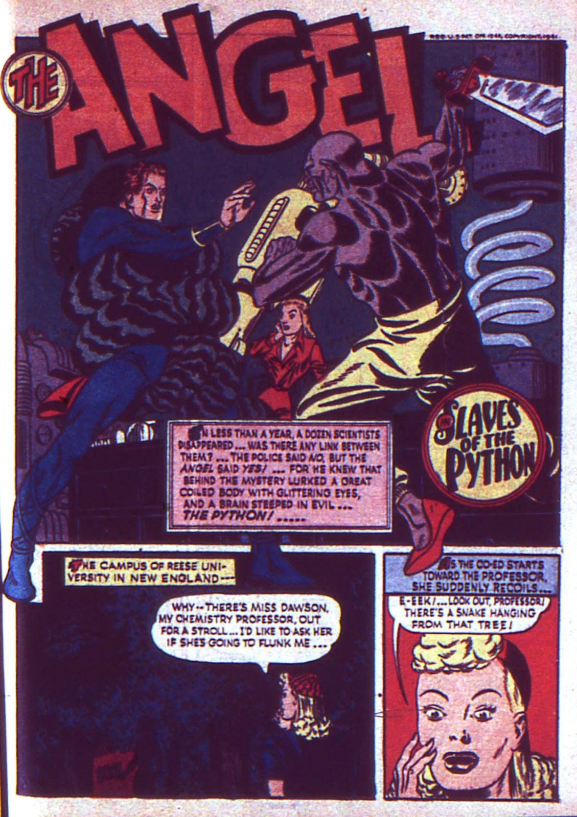 Sub-Mariner Comics Issue #2 #2 - English 47