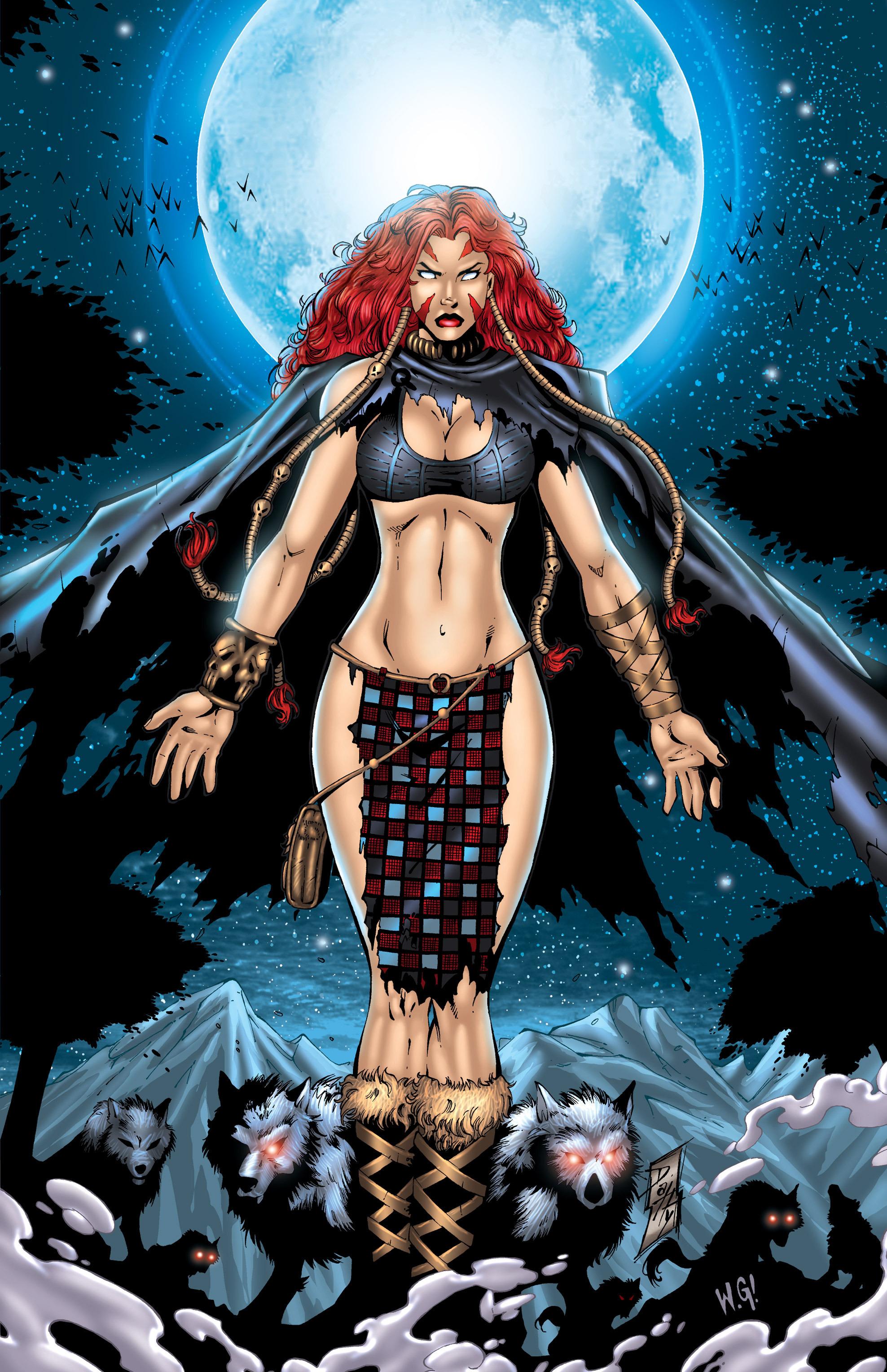 Read online Belladonna comic -  Issue #0 - 38