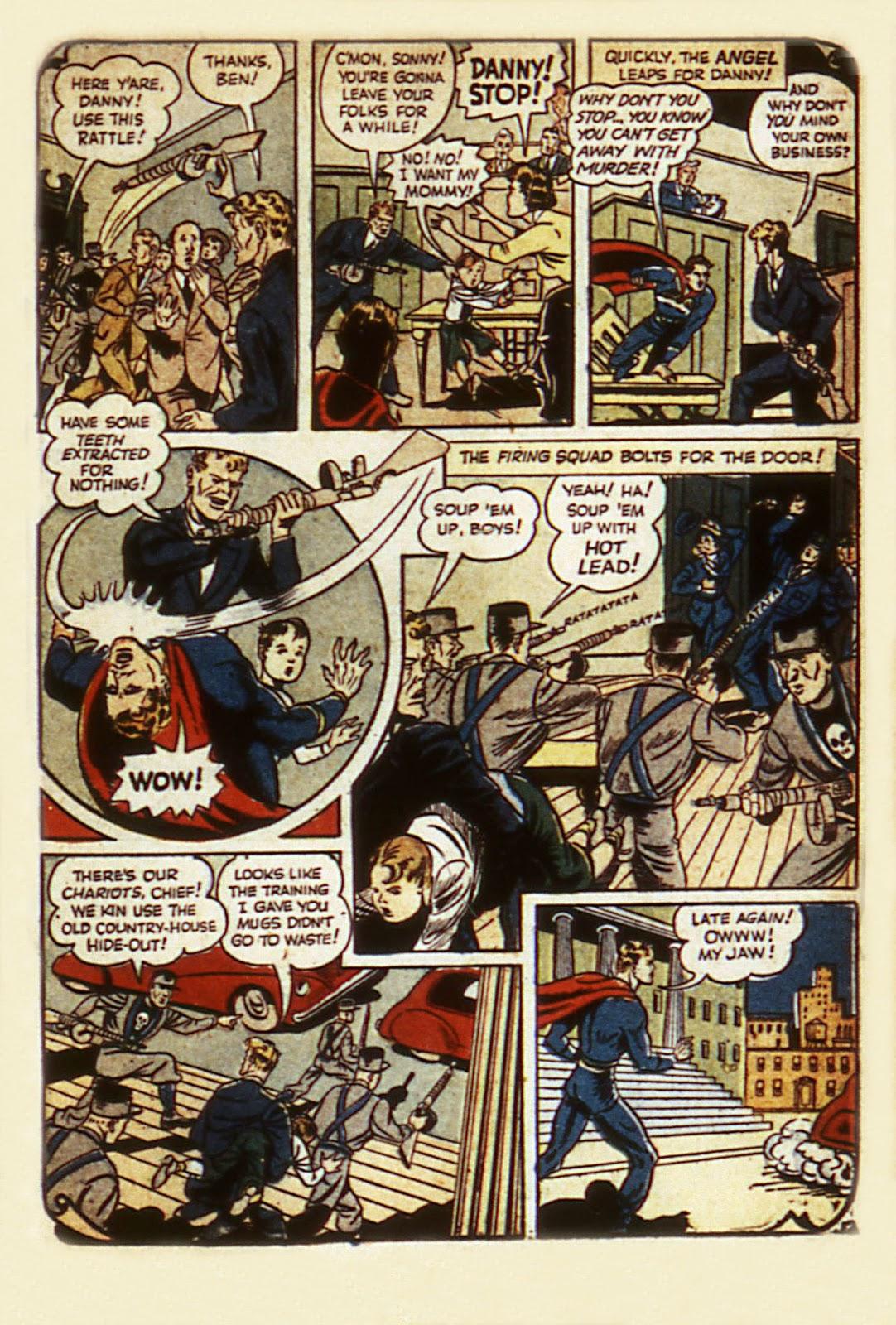 Sub-Mariner Comics Issue #7 #7 - English 35