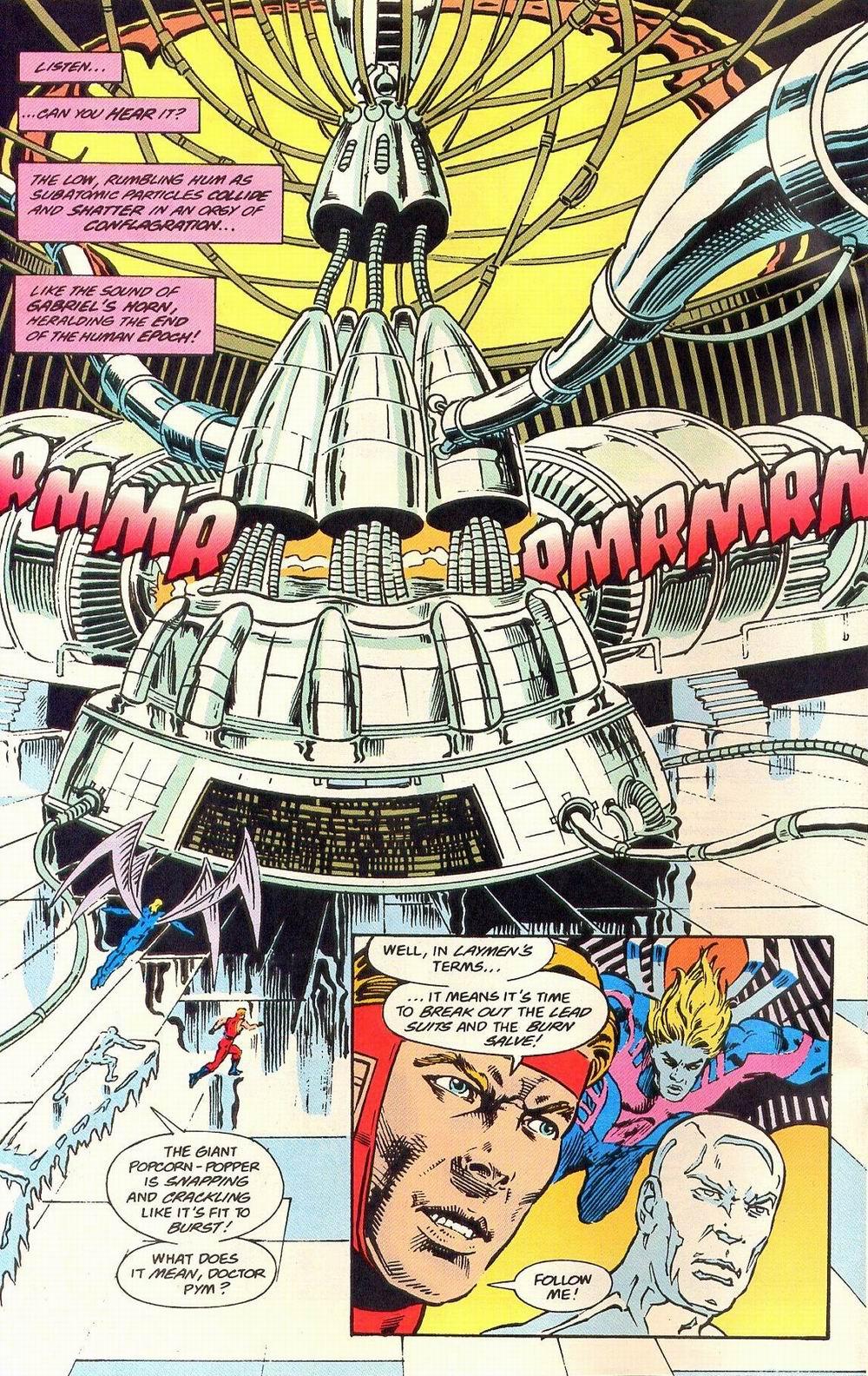 Read online Secret Defenders comic -  Issue #19 - 17