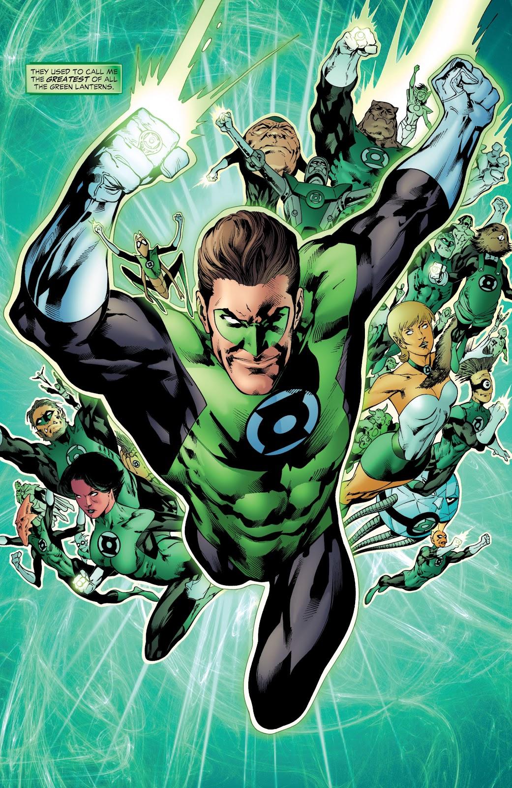 Green Lantern: The Sinestro Corps War Full #1 - English 52