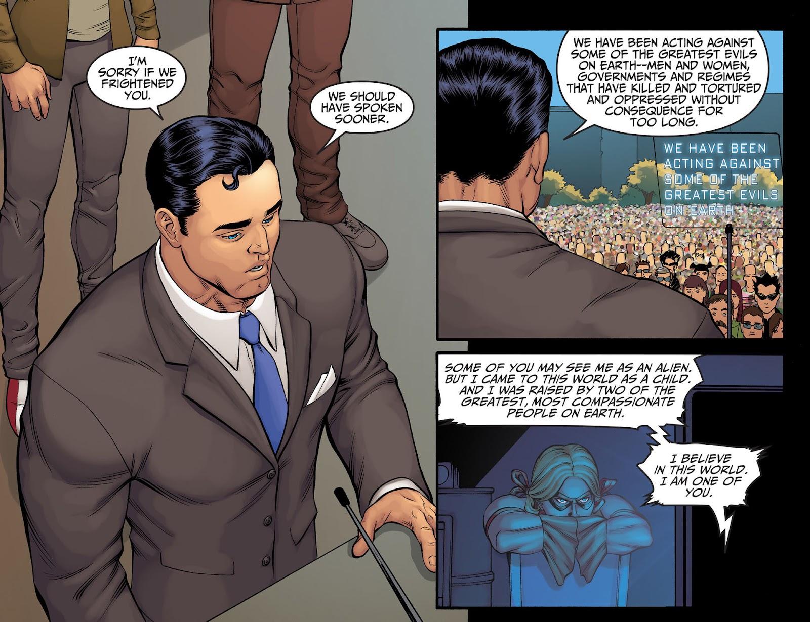 Injustice: Gods Among Us [I] Issue #22 #23 - English 17