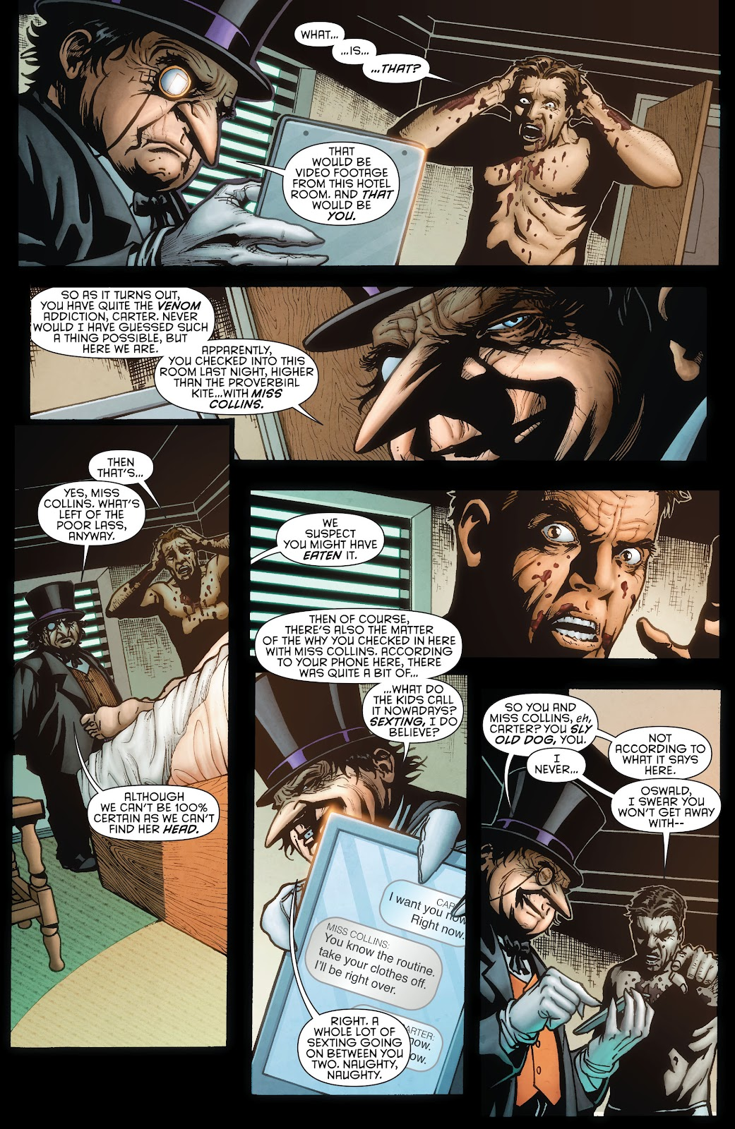 Batman (2011) Issue #23.3 #41 - English 17