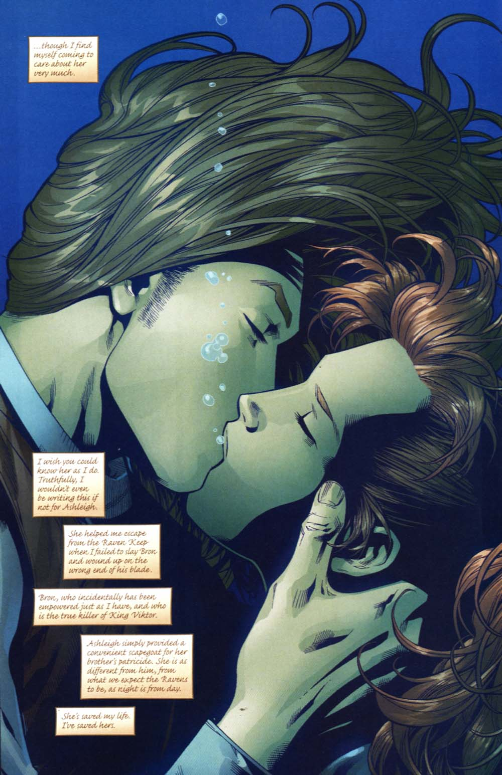 Read online Scion comic -  Issue #20 - 18
