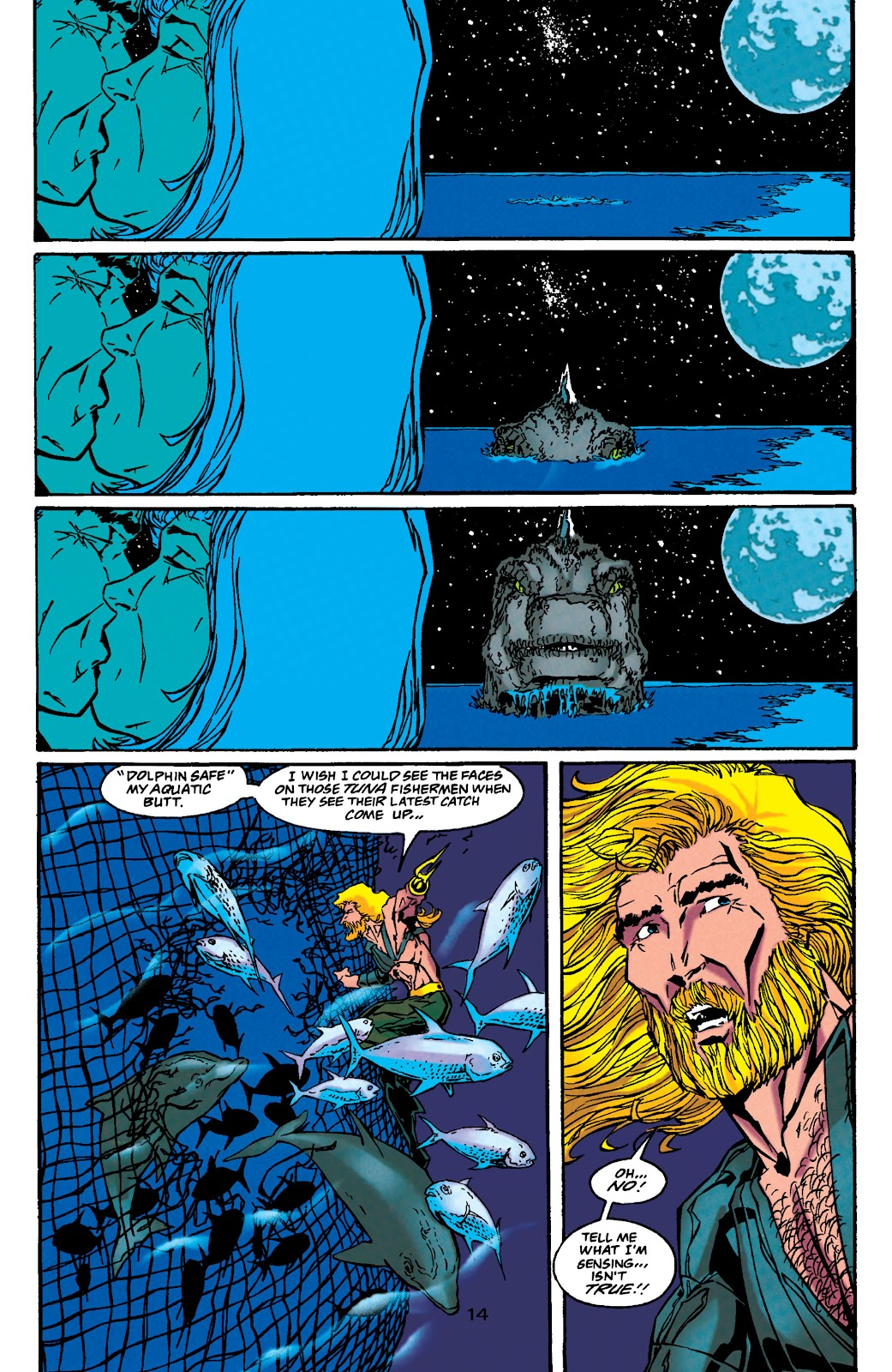 Aquaman (1994) Issue #44 #50 - English 15
