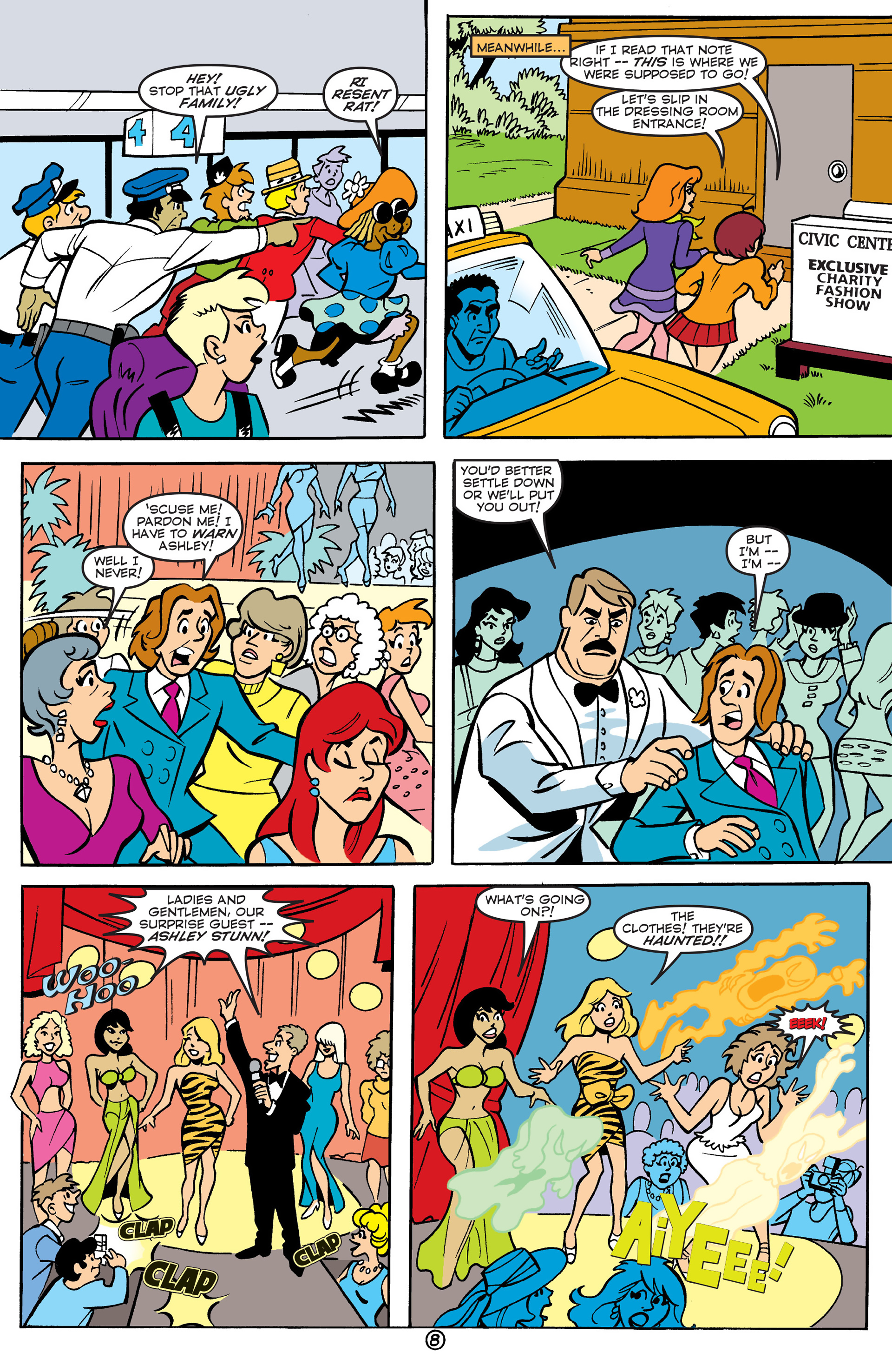 Read online Scooby-Doo (1997) comic -  Issue #51 - 21