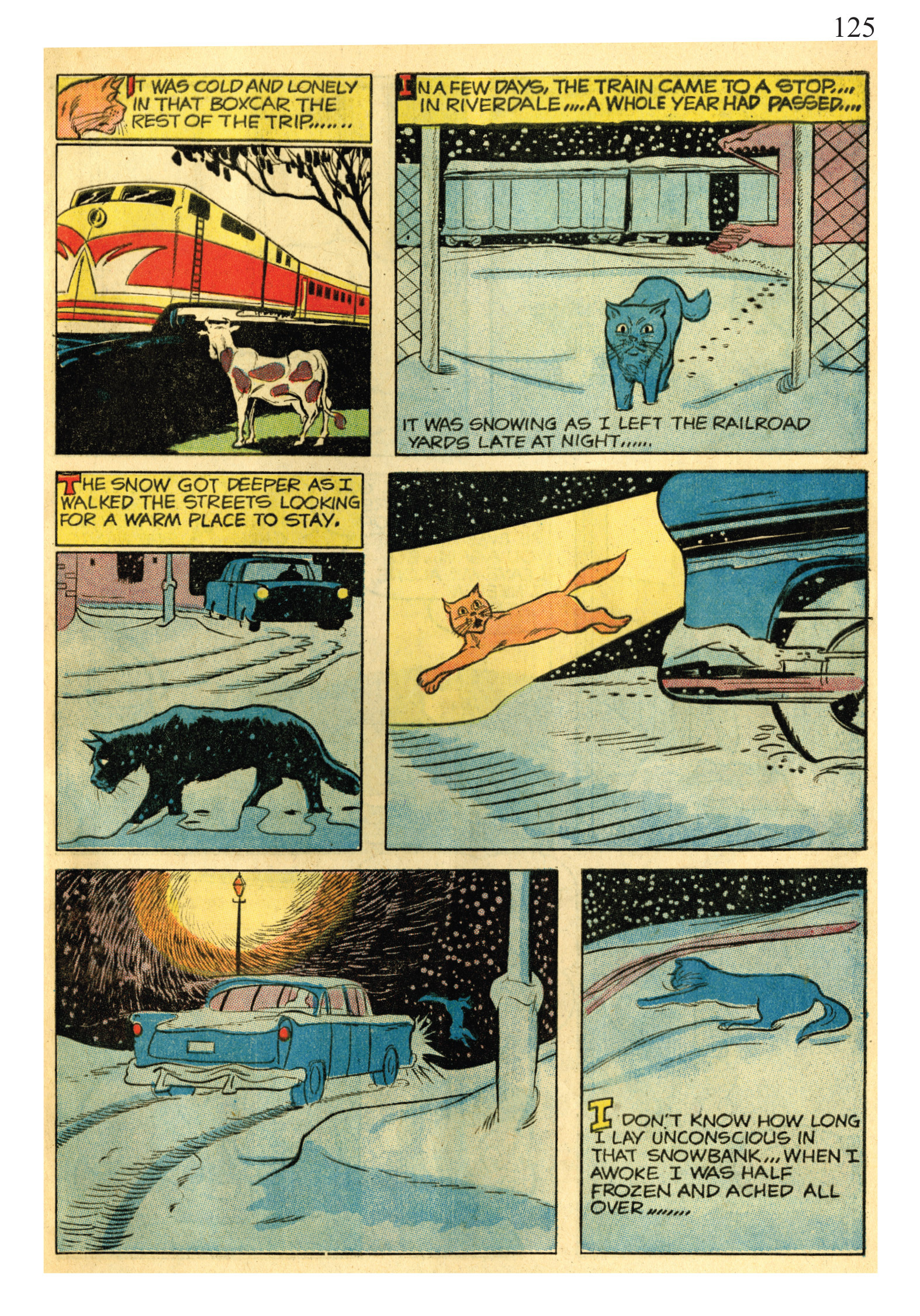 Read online The Best of Archie Comics comic -  Issue # TPB 2 (Part 1) - 127