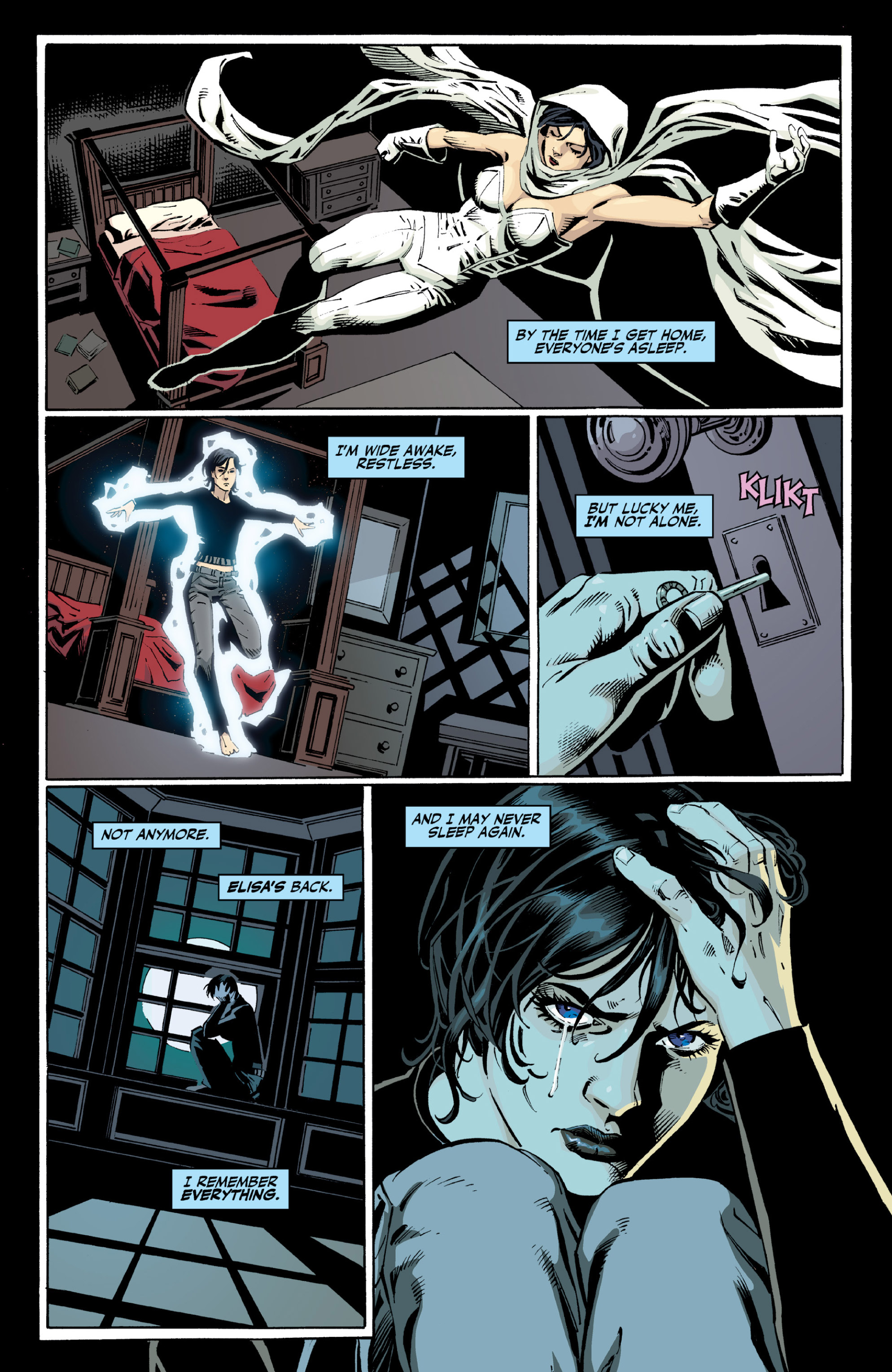 Read online Ghost (2013) comic -  Issue # TPB 2 - 101