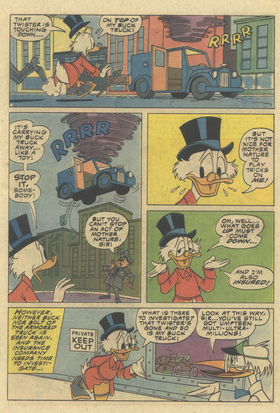 Uncle Scrooge (1953) Issue #188 #188 - English 19