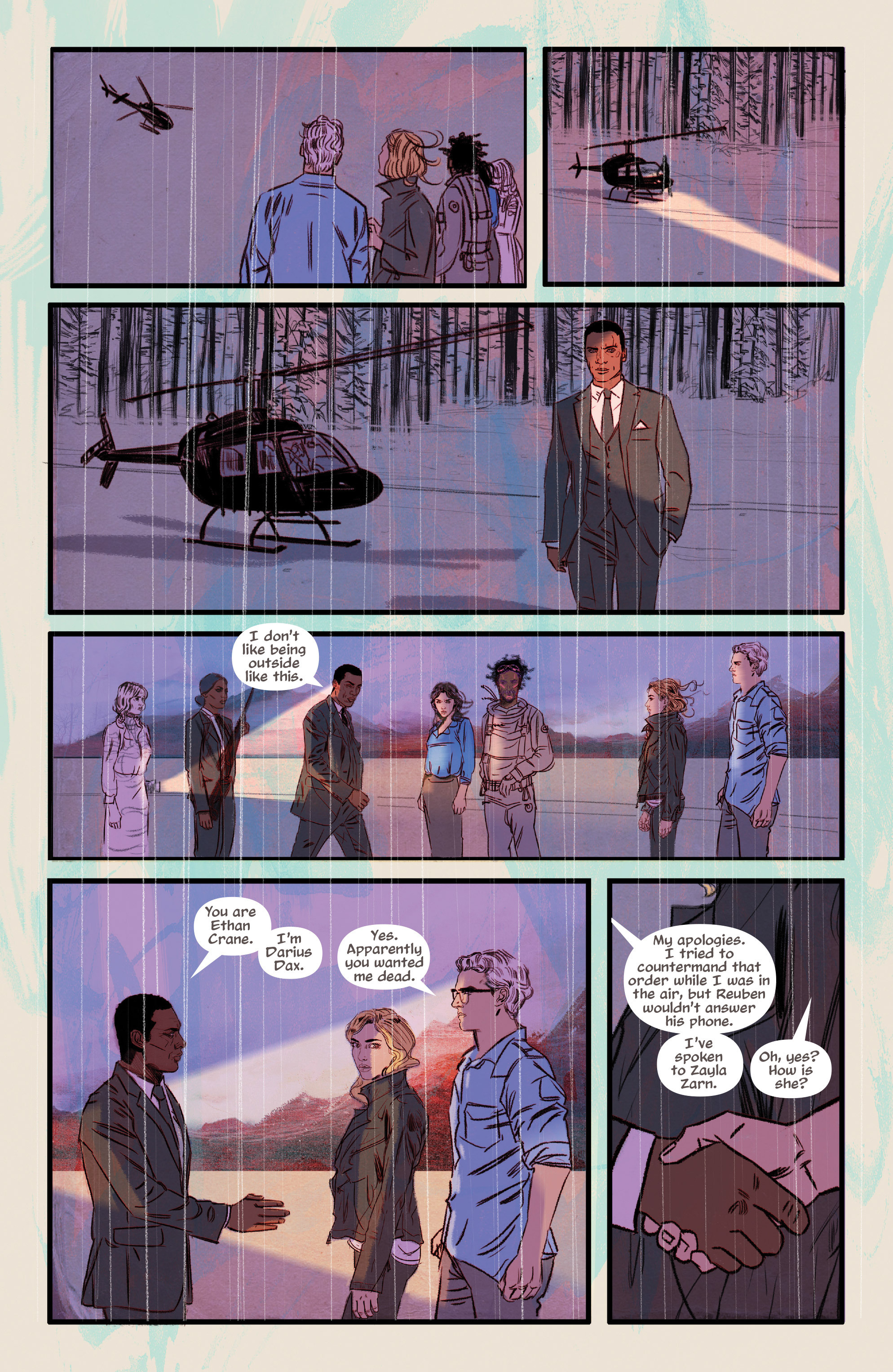 Read online Supreme Blue Rose comic -  Issue #7 - 17