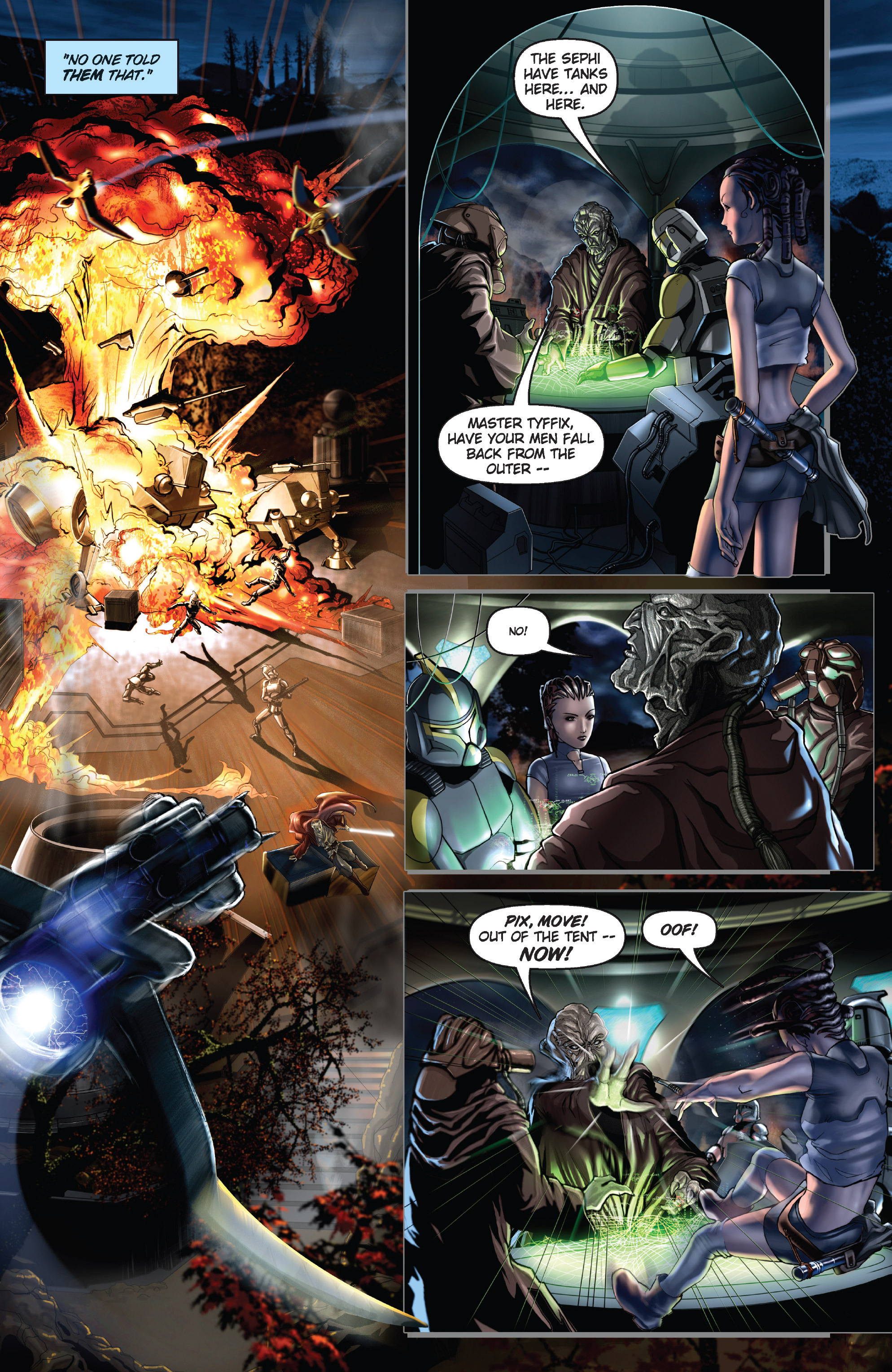 Star Wars Legends Epic Collection: The Clone Wars chap 2 pic 151