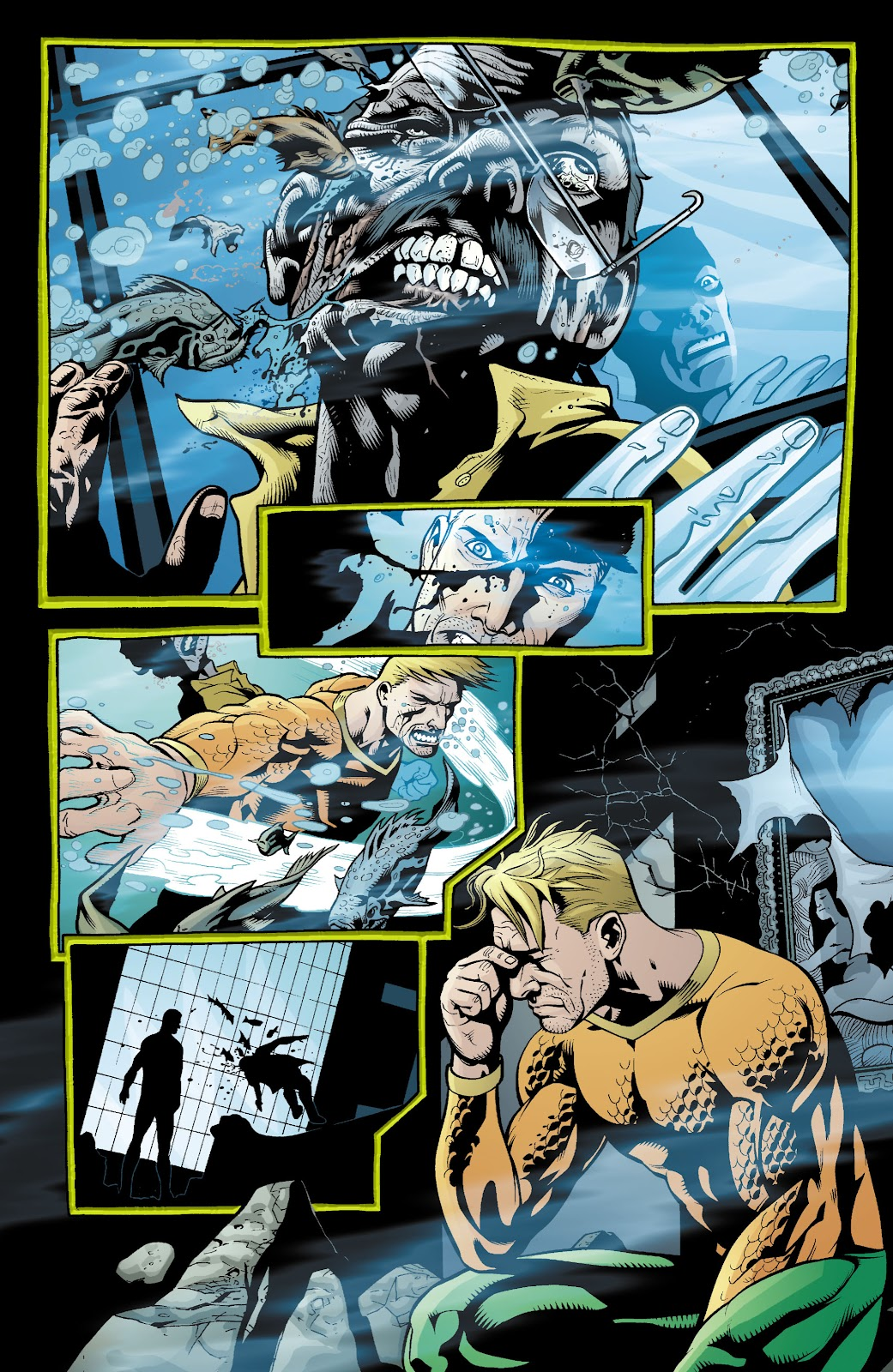 Aquaman (2003) Issue #15 #15 - English 5