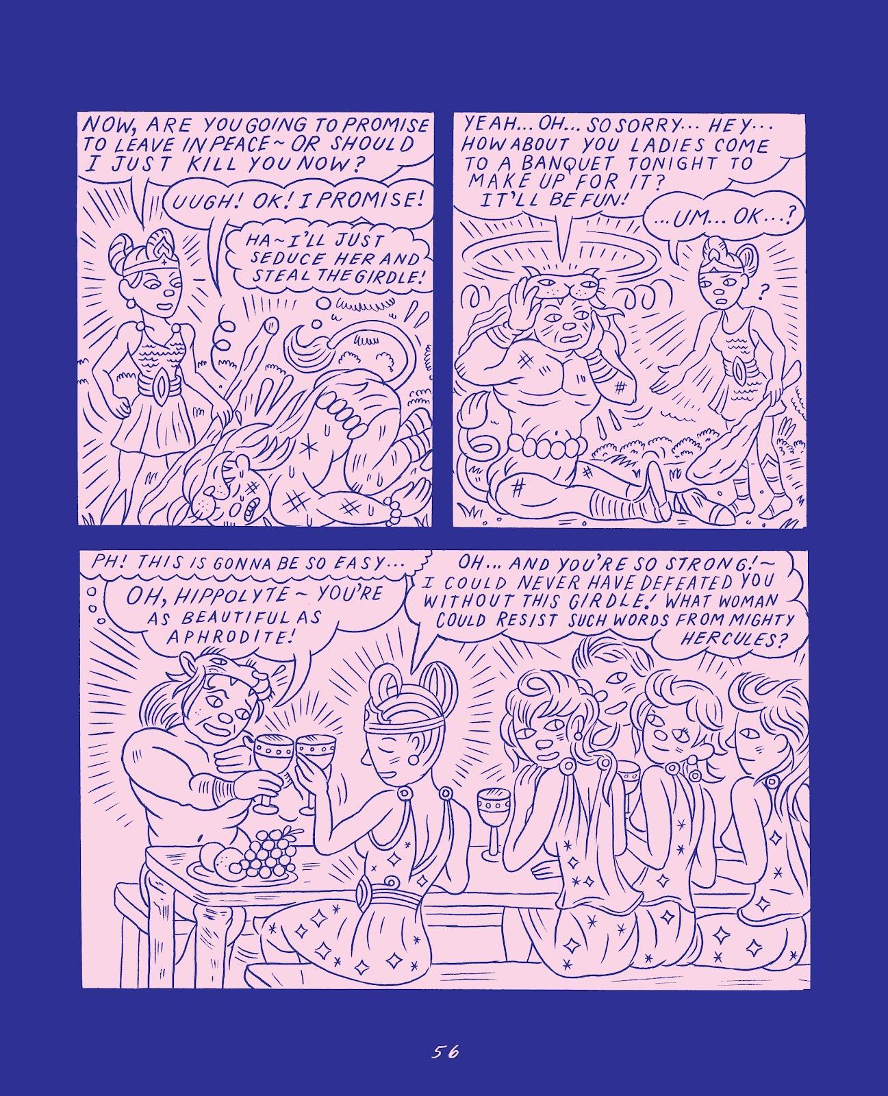 What Parsifal Saw TPB #1 - English 60