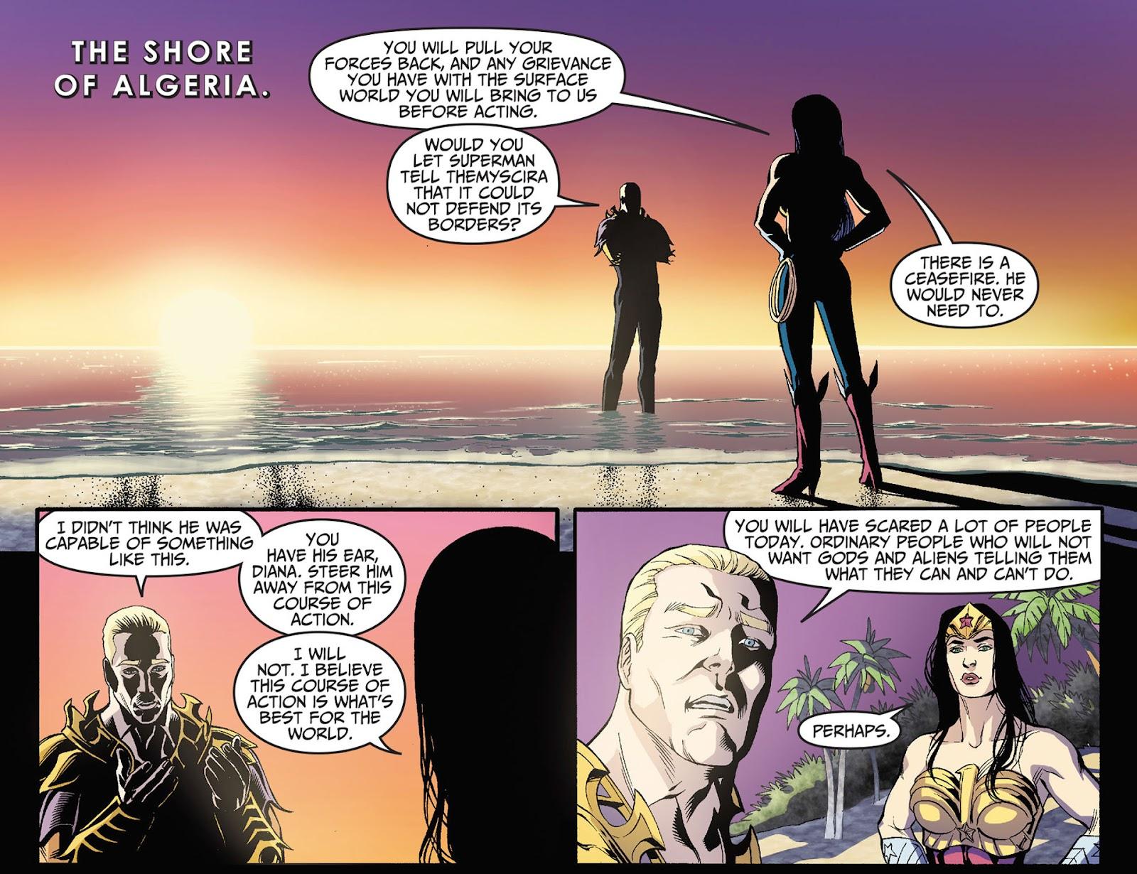Injustice: Gods Among Us [I] Issue #12 #13 - English 19