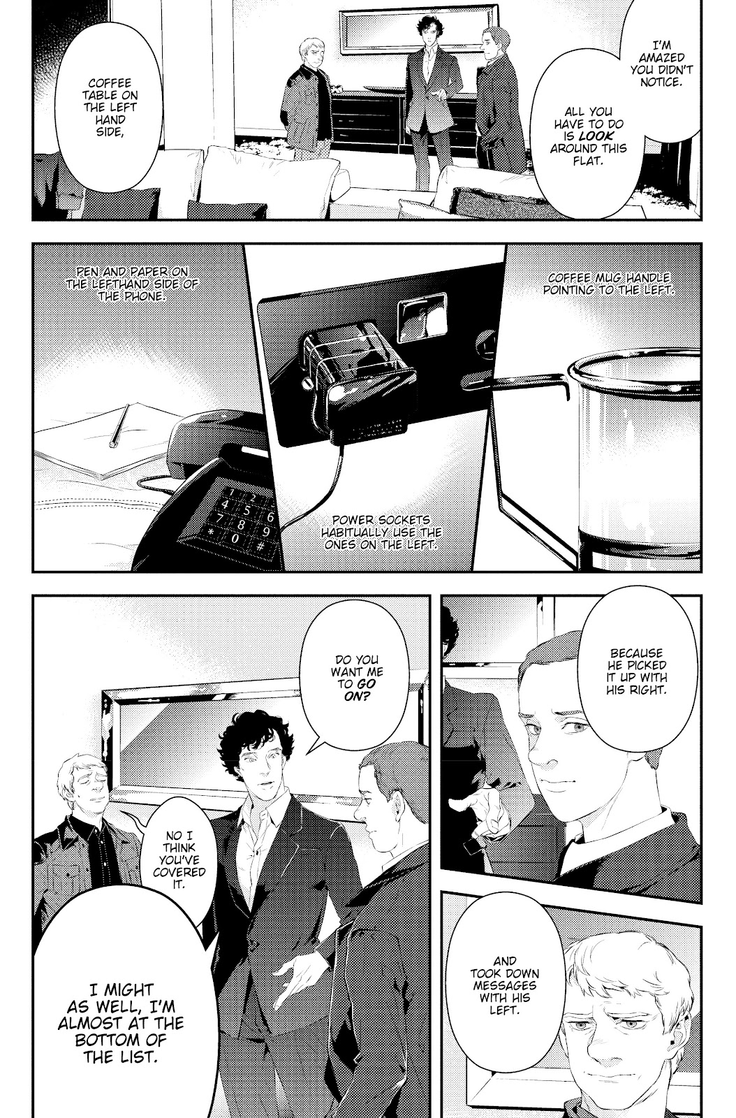 Sherlock: The Blind Banker Issue #2 #2 - English 14