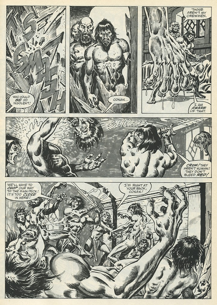 The Savage Sword Of Conan Issue #139 #140 - English 41