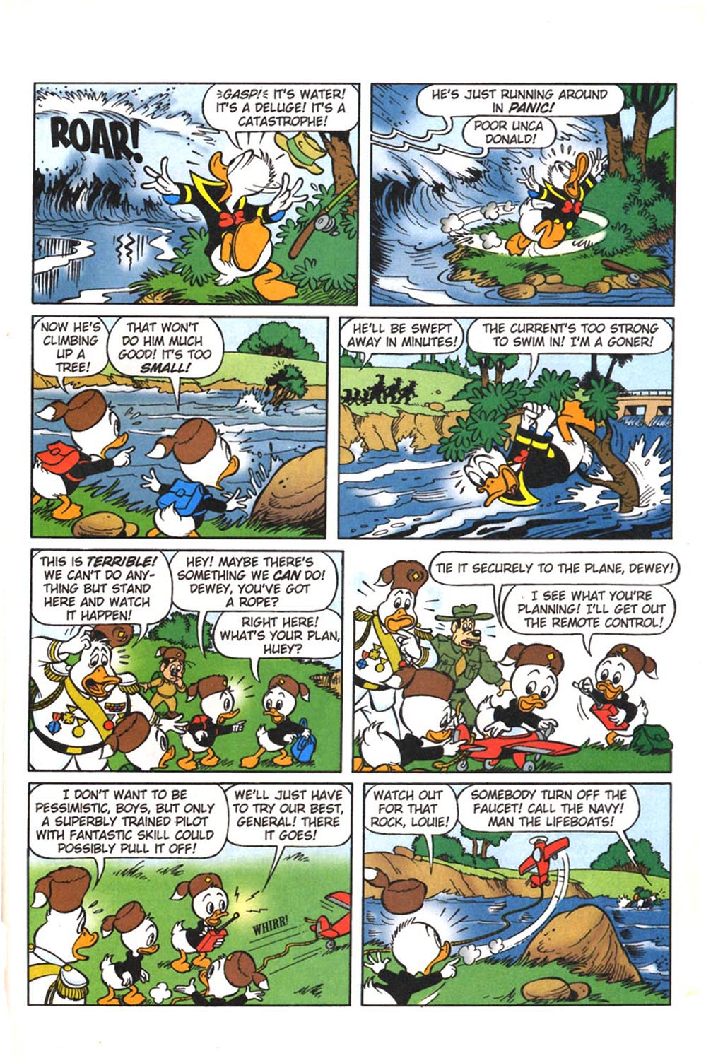Uncle Scrooge (1953) Issue #307 #307 - English 28