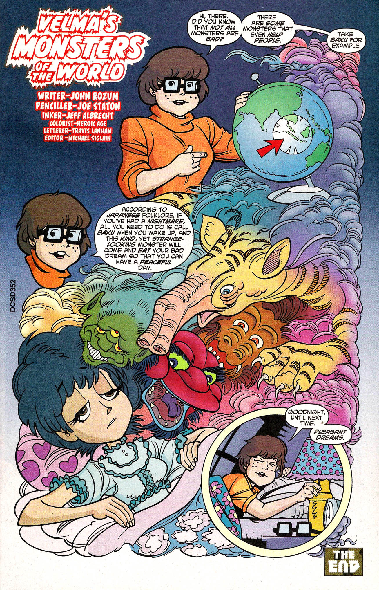 Read online Scooby-Doo (1997) comic -  Issue #105 - 31