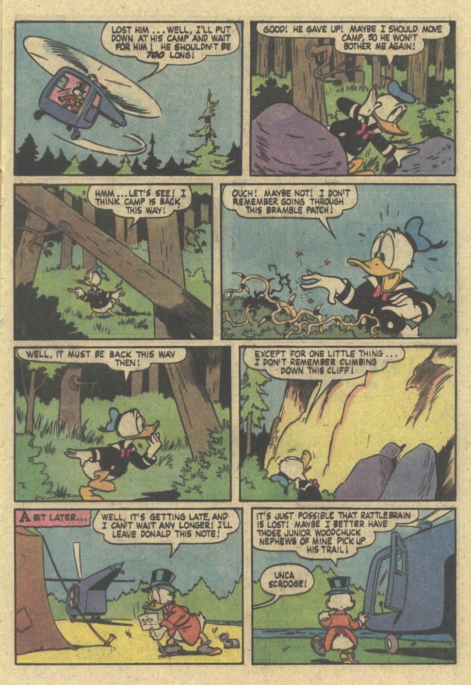 Donald Duck (1962) 197 Page 8