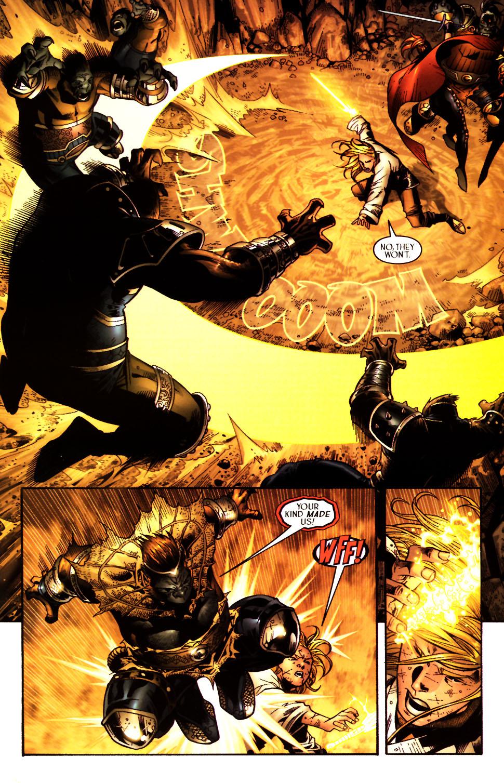 Read online Scion comic -  Issue #15 - 17