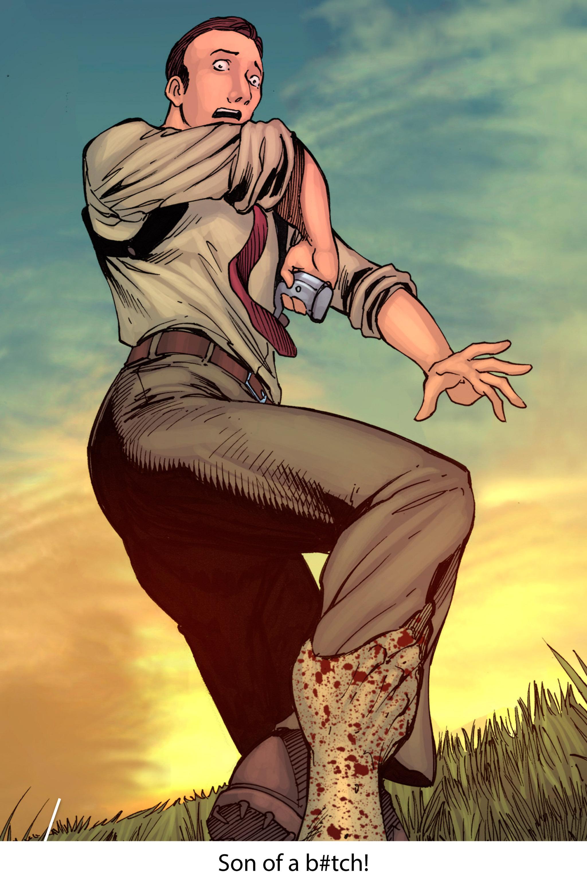 Read online Z-Men comic -  Issue #1 - 164