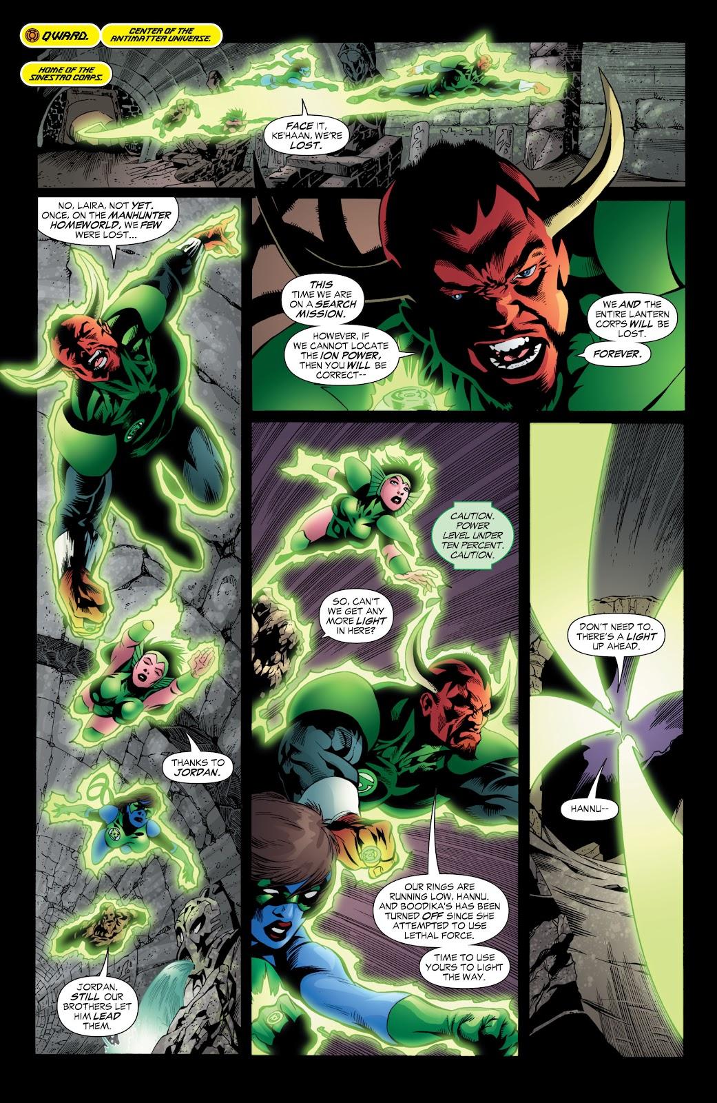 Green Lantern: The Sinestro Corps War Full #1 - English 133